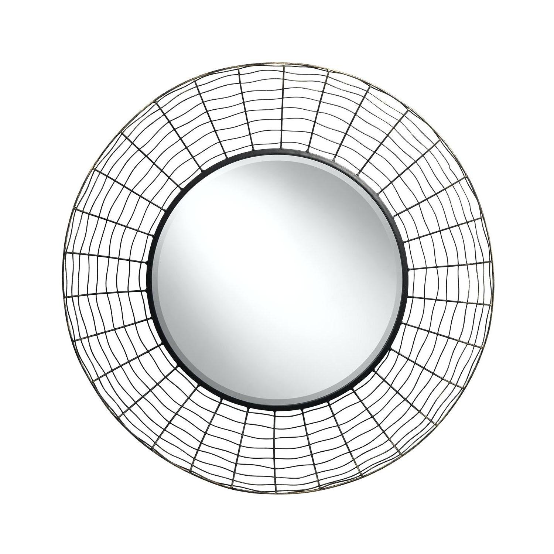 Most Popular Round Wall Mirrors – Blairsindelar (View 15 of 20)