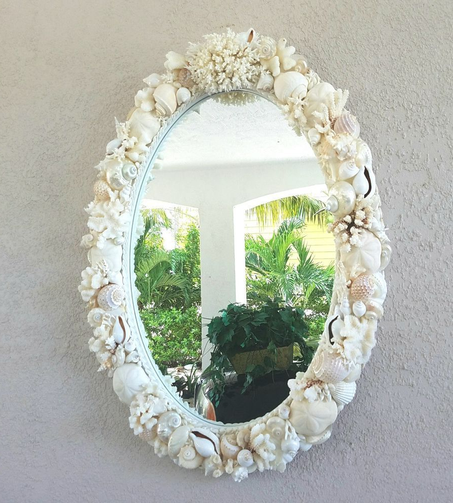 Featured Photo of Seashell Wall Mirrors