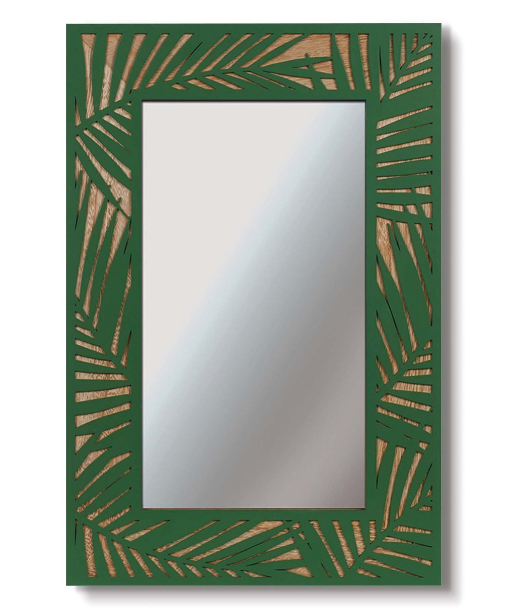 Most Popular Tropical Wall Mirrors With Grasslands Road Tropical Wall Mirror (View 5 of 20)
