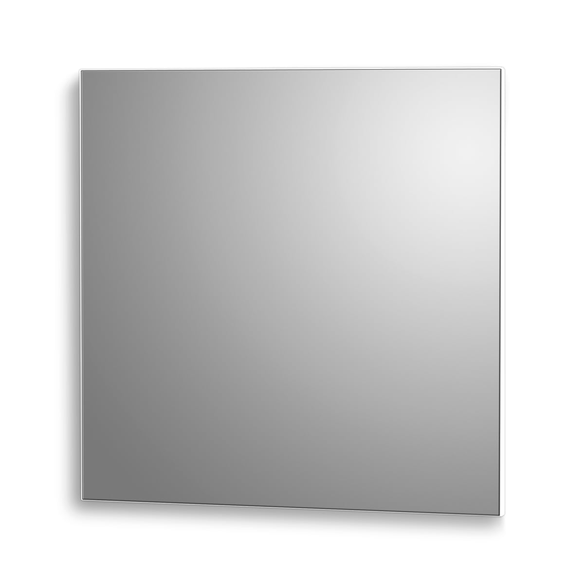 Most Popular Verti Copenhagen – Verti Mirror Mini Wall Mirror, 15 X 15 Cm, White In Mini Wall Mirrors (View 8 of 20)