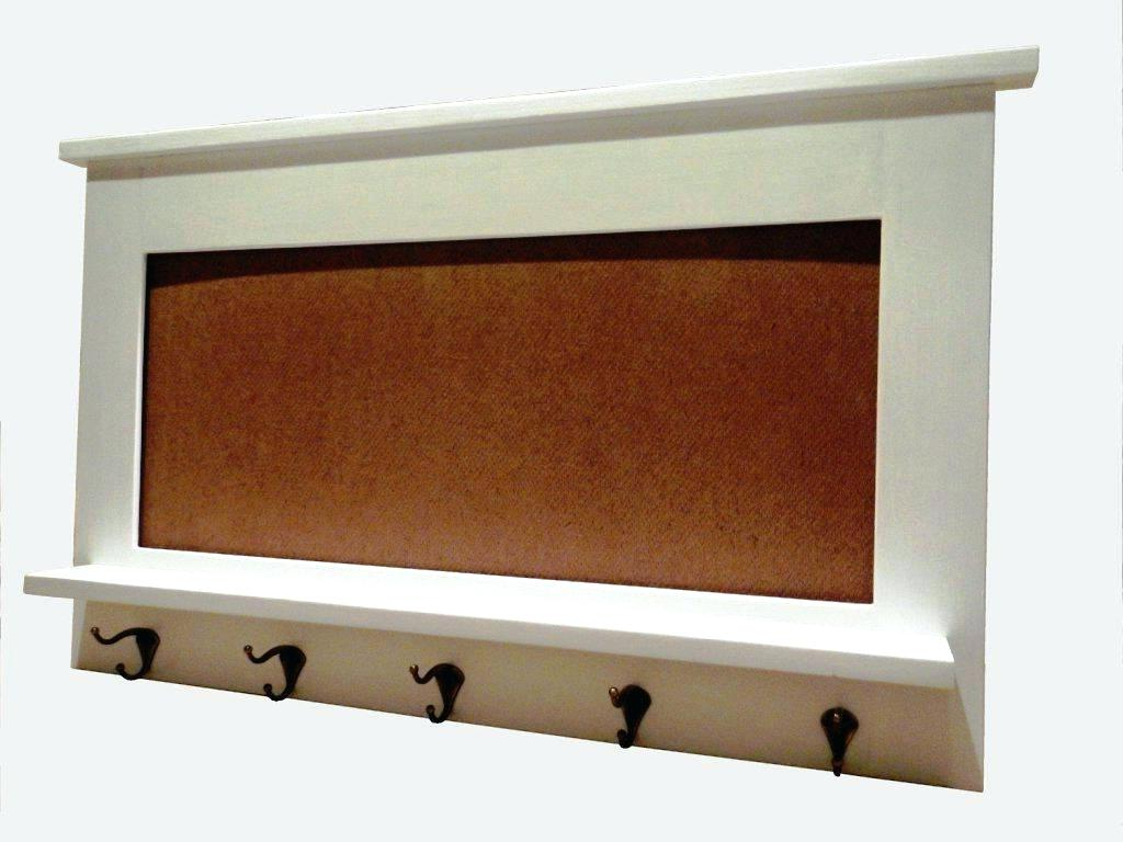 Most Popular Wall Mirror With Hooks Wall Mirror With Hooks Entry Coat Entryway Regarding Wall Mirror With Coat Hooks (View 5 of 20)