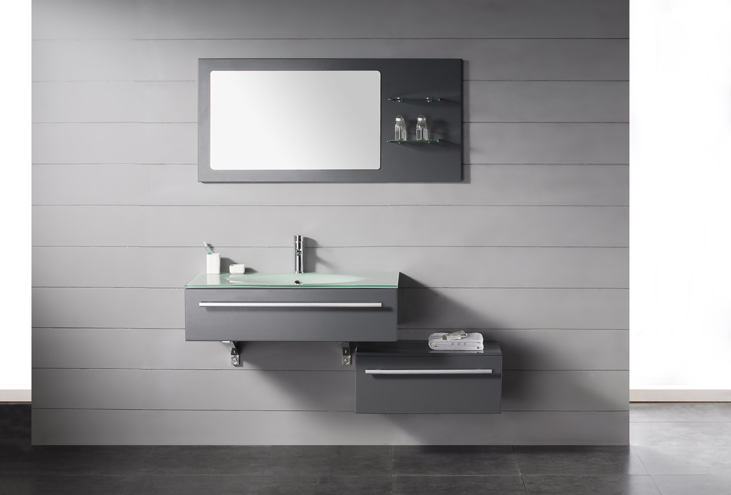 Most Recent 25 Modern Bathroom Mirror Designs In Contemporary Bathroom Wall Mirrors (View 11 of 20)
