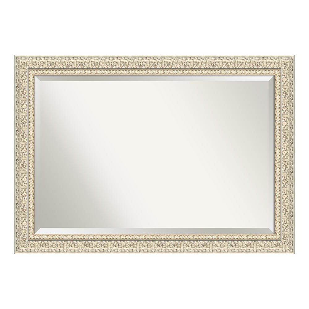 Most Recent Amanti Art Fair Baroque Cream Decorative Wall Mirror Dsw4093756 Intended For Baroque Wall Mirrors (View 10 of 20)