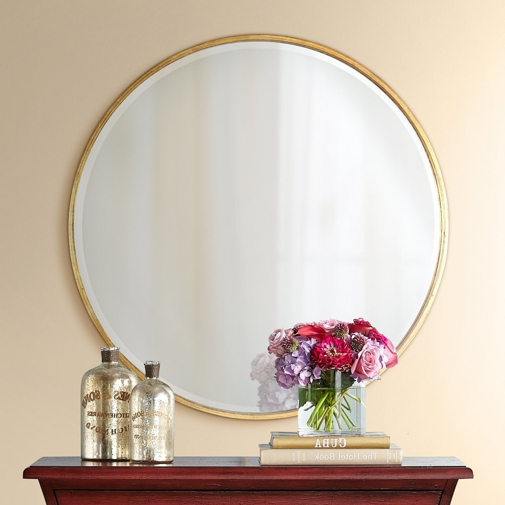 Most Recent An Unusual Decorative Wall Mirror For An Original Interior — Mom's Pertaining To Mirrored Wall Mirrors (Gallery 19 of 20)
