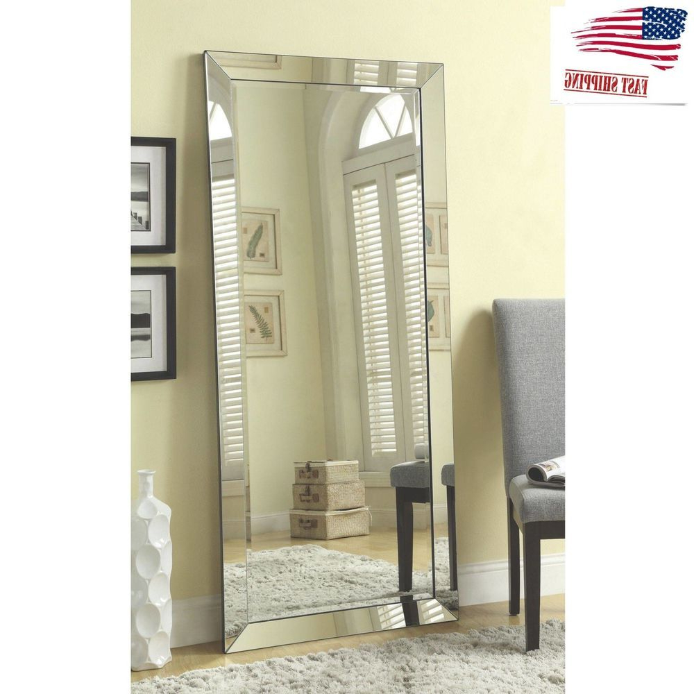 Most Recent Childrens Full Length Wall Mirrors Intended For Charmant Full Length Wall Mirrors For Bedroom Round Oval Rectangular (View 16 of 20)