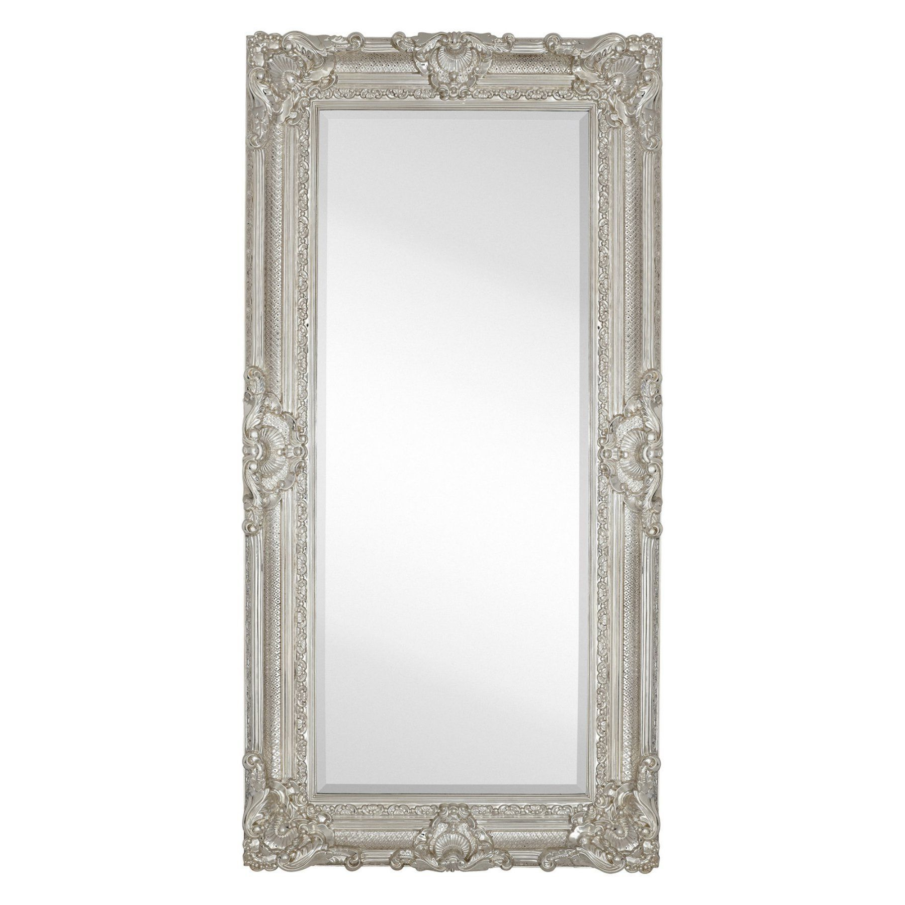 Most Recent Eriq Framed Wall Mirrors Within Majestic Large Rectangular Beveled Glass Framed Wall Mirror – 2431 B (View 3 of 20)