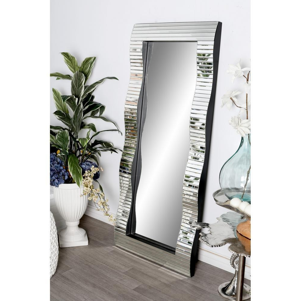 Most Recent Floor Length Wall Mirrors Regarding New Decorative Full Length Wall Mirror (View 13 of 20)