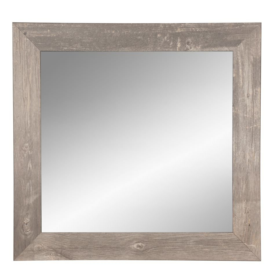 Most Recent Glynis Wild West Accent Mirror Pertaining To Longwood Rustic Beveled Accent Mirrors (View 15 of 20)