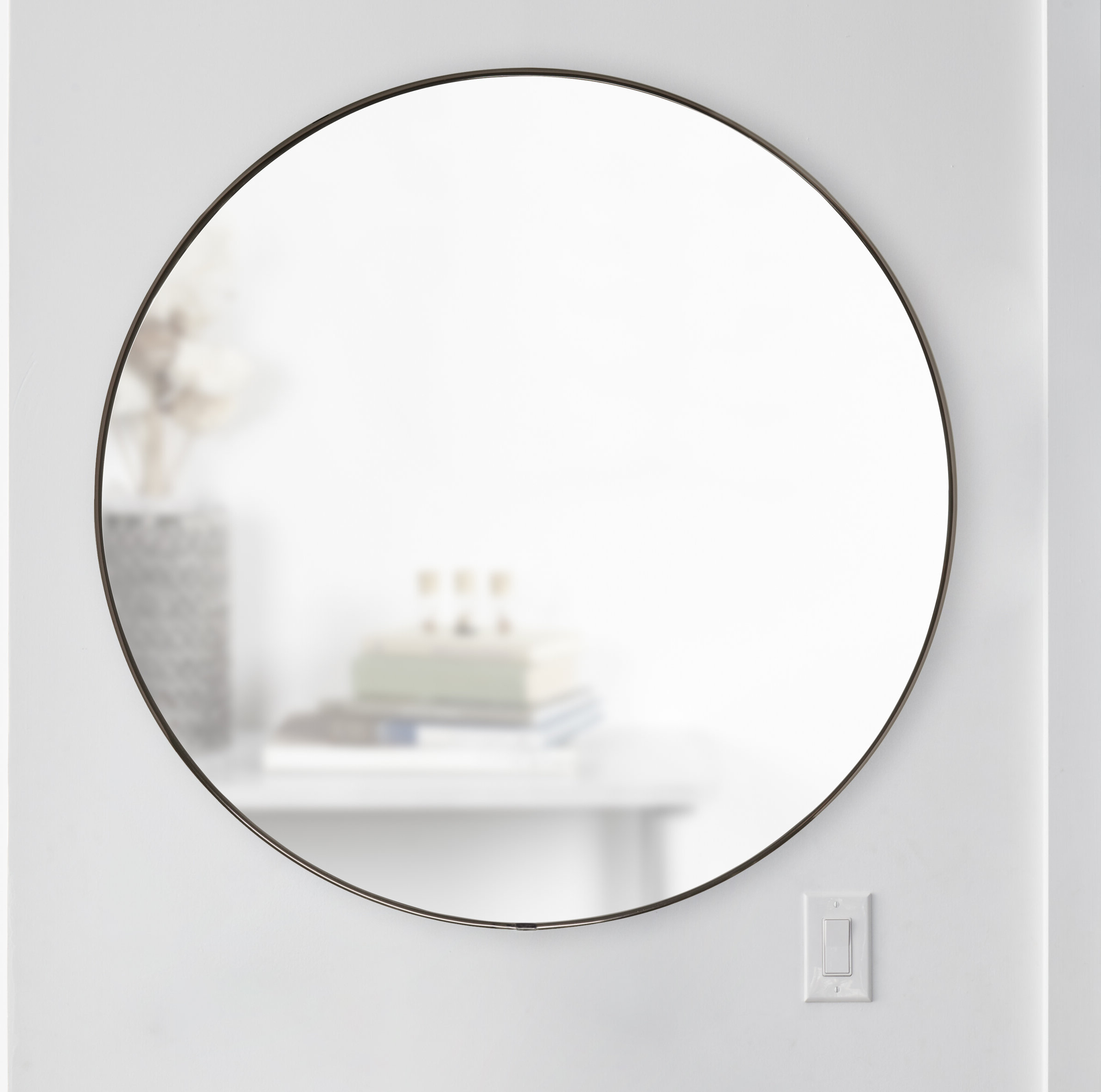 Most Recent Hubba Modern & Contemporary Accent Mirror Throughout Hub Modern And Contemporary Accent Mirrors (View 9 of 20)