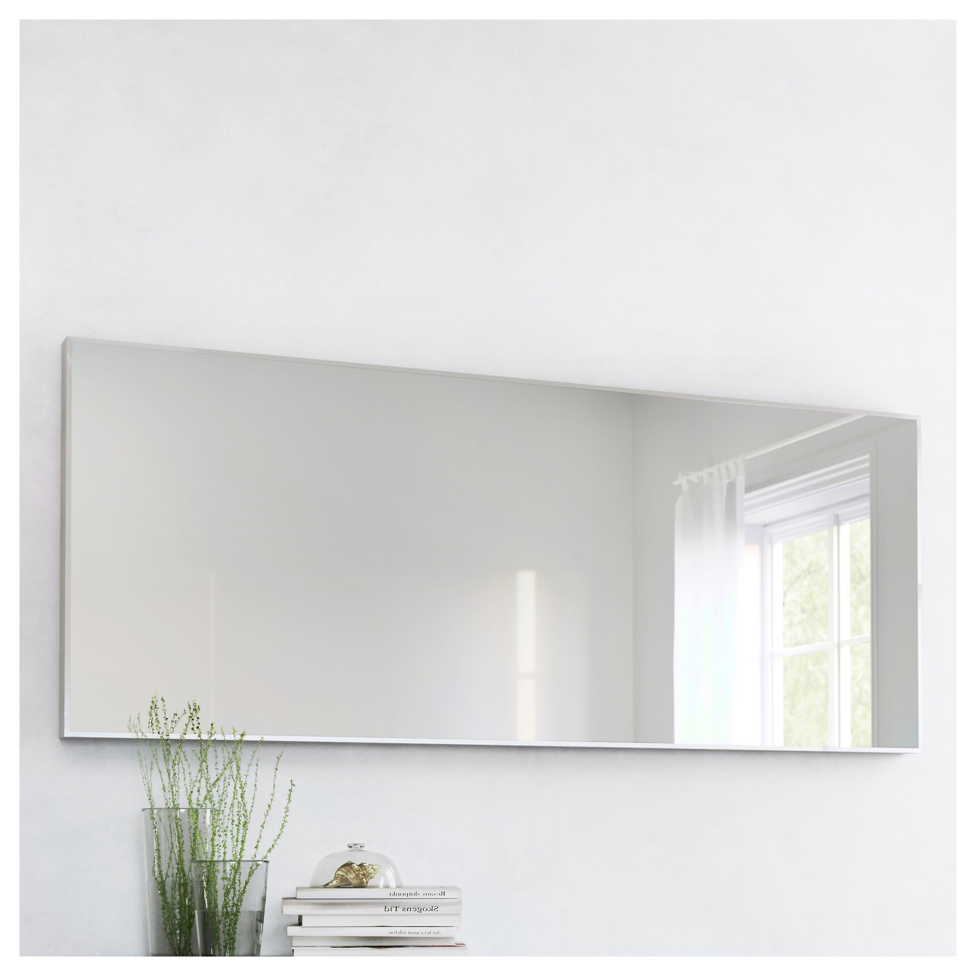 Most Recent Ikea Full Length Wall Mirrors With Decor: Sophisticated Hovet Mirror For Home Design Ideas (View 15 of 20)