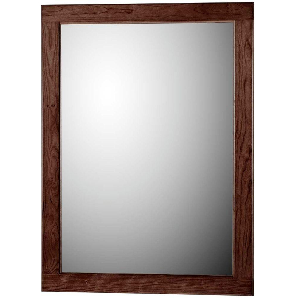 Most Recent Mini Wall Mirrors Inside Simplicitystrasser Ultraline 24 In. W X .75 In. D X 32 In (View 14 of 20)