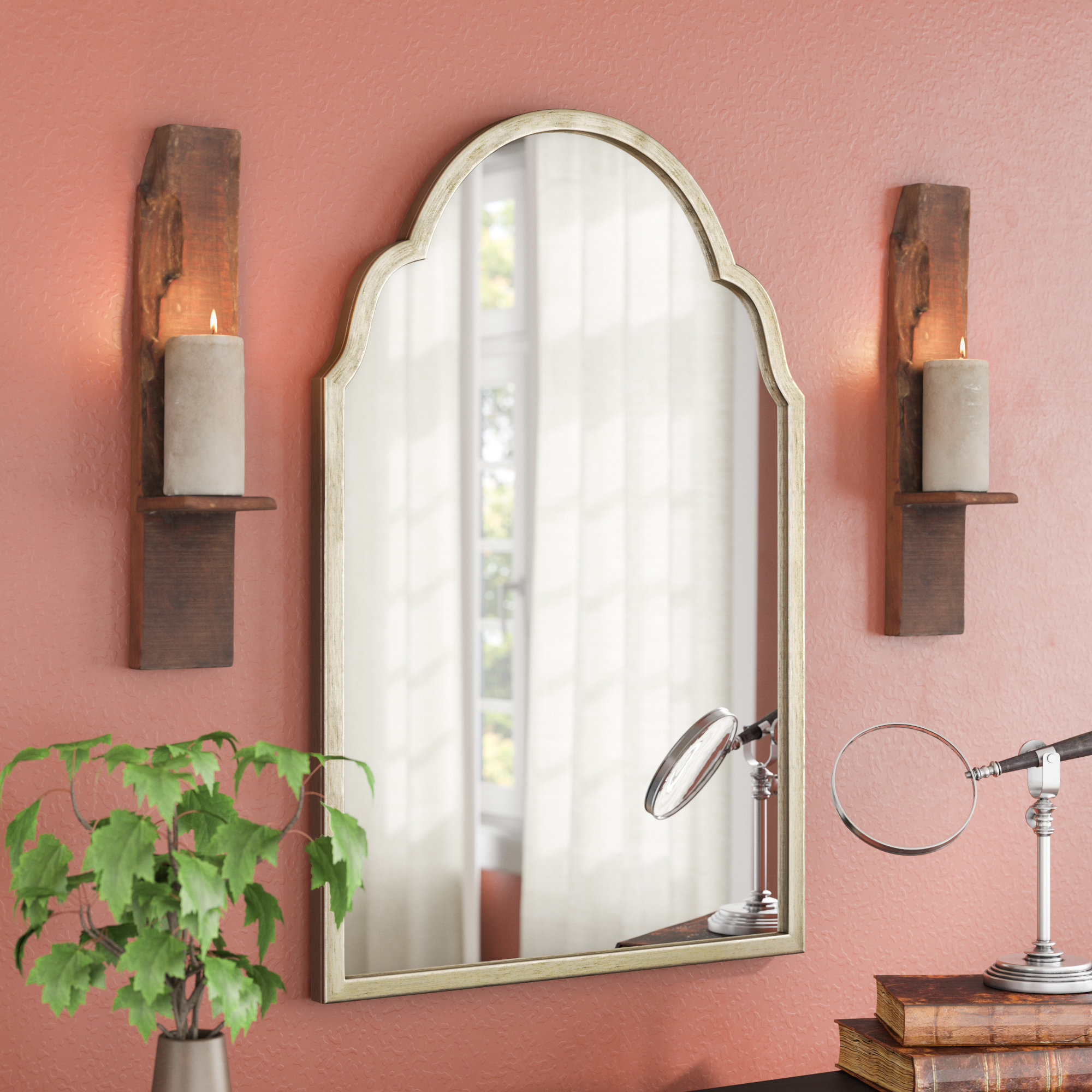 Most Recent Moseley Accent Mirrors With Juliana Accent Mirror Mirrors T Mirror Metal Mirror (View 3 of 20)