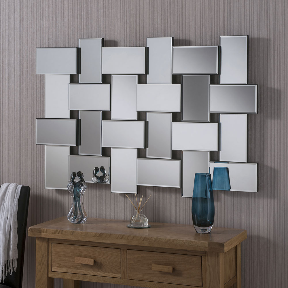Featured Photo of Multi Panel Wall Mirrors