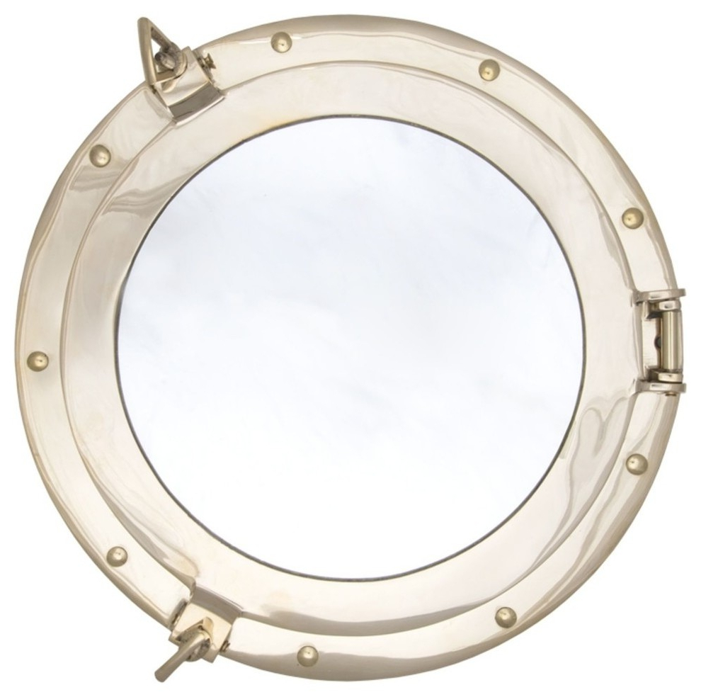 Most Recent Porthole Wall Mirrors In Porthole Wall Mirror, 35X35 Cm (View 12 of 20)