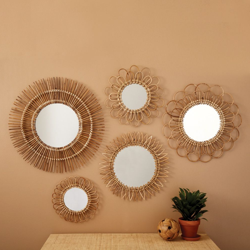 Most Recent Tropical Wall Mirrors With Regard To Furniture And Décor For The Modern Lifestyle In (View 4 of 20)