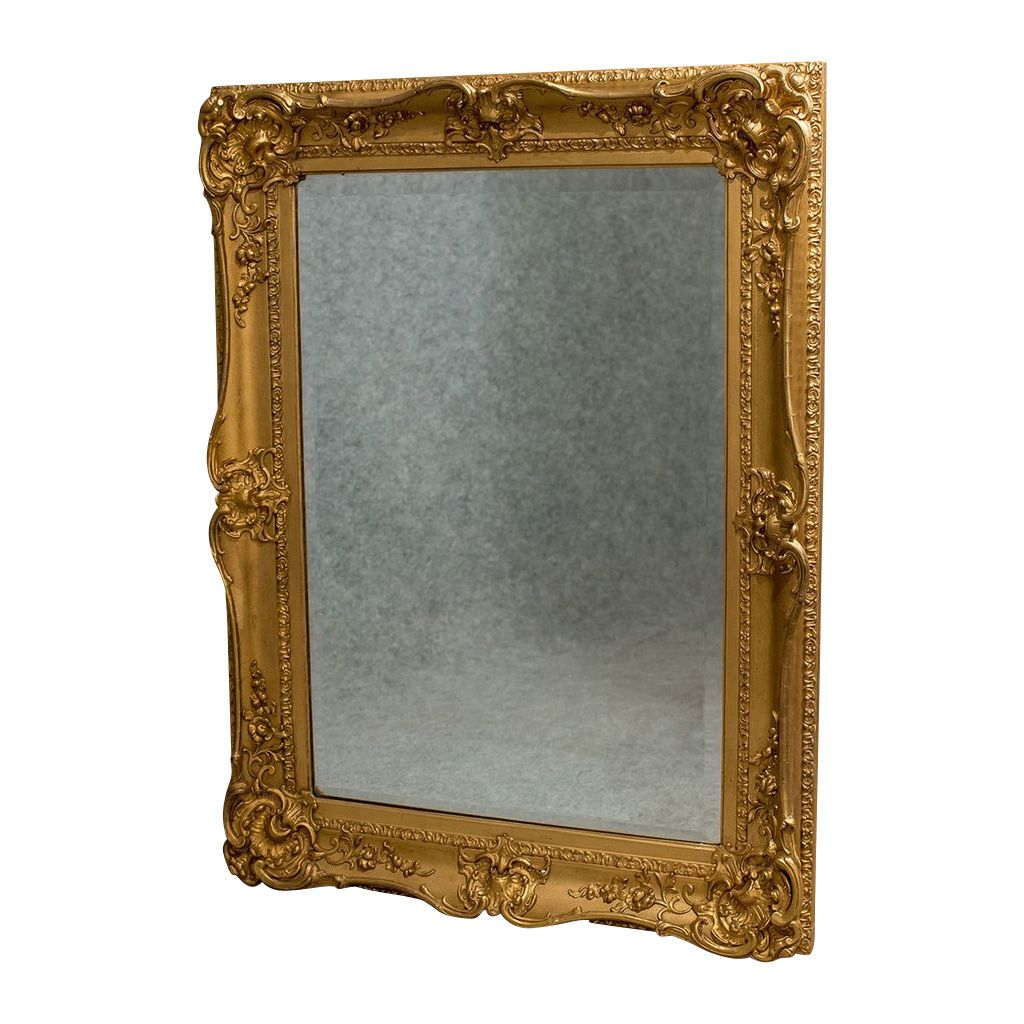 Most Recently Released Antique Wall Mirrors Intended For Antique Wall Mirror, English, Victorian, Classical Revival, Gilt Gesso,  C (View 12 of 20)