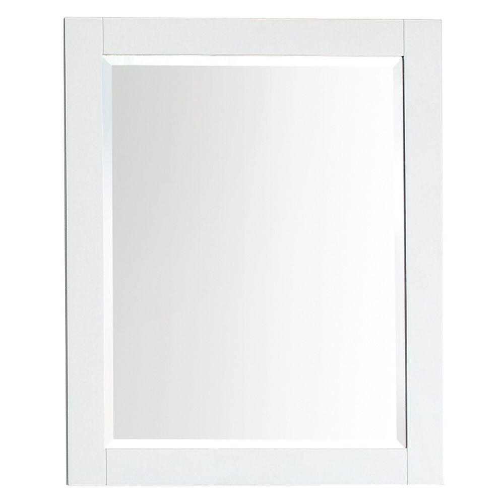 Most Recently Released Bathroom Mirrors – Bath – The Home Depot For Hinged Wall Mirrors (View 18 of 20)