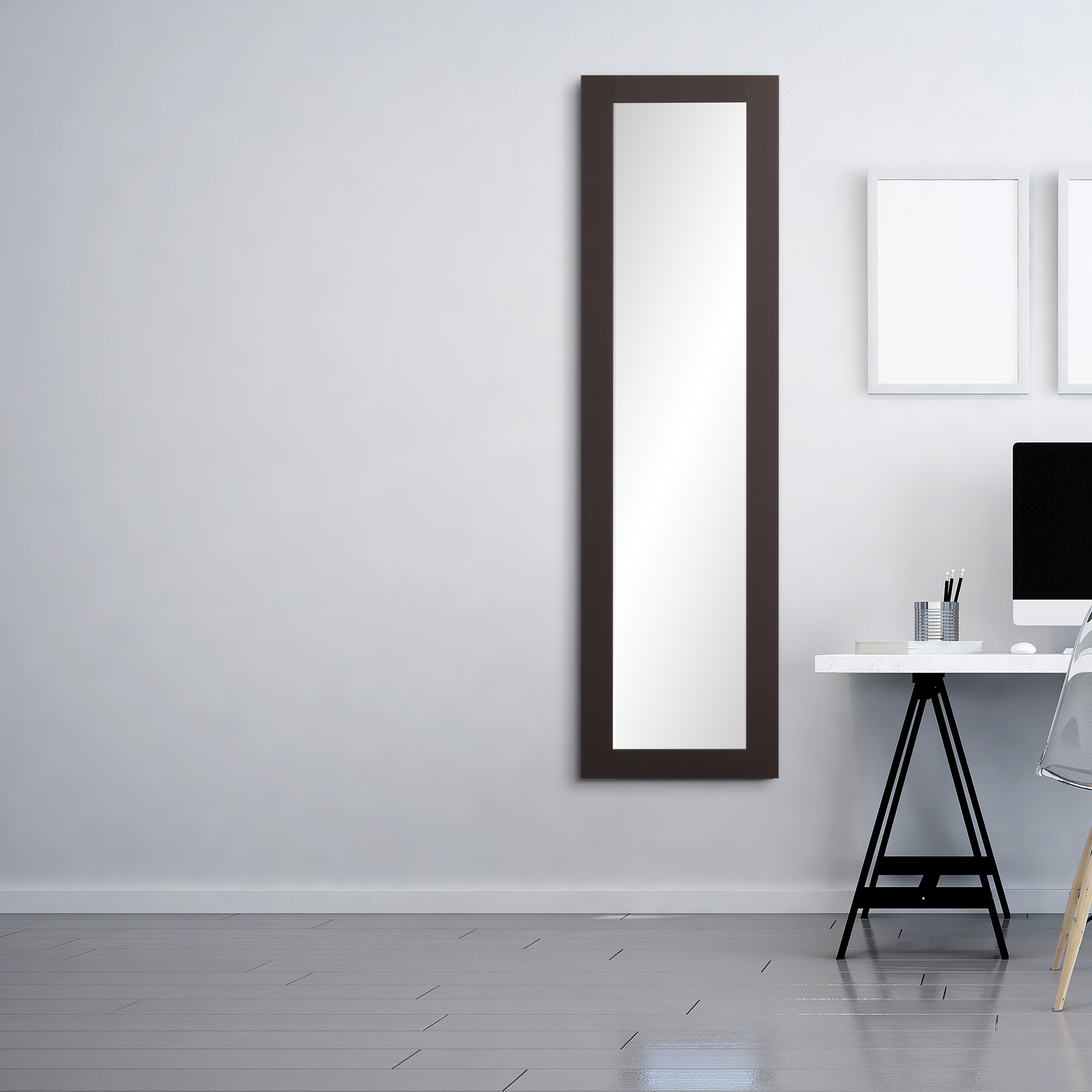 Most Recently Released Colton Modern & Contemporary Wall Mirrors Intended For Modern & Contemporary Designer Bathroom/vanity Mirror (Gallery 11 of 20)