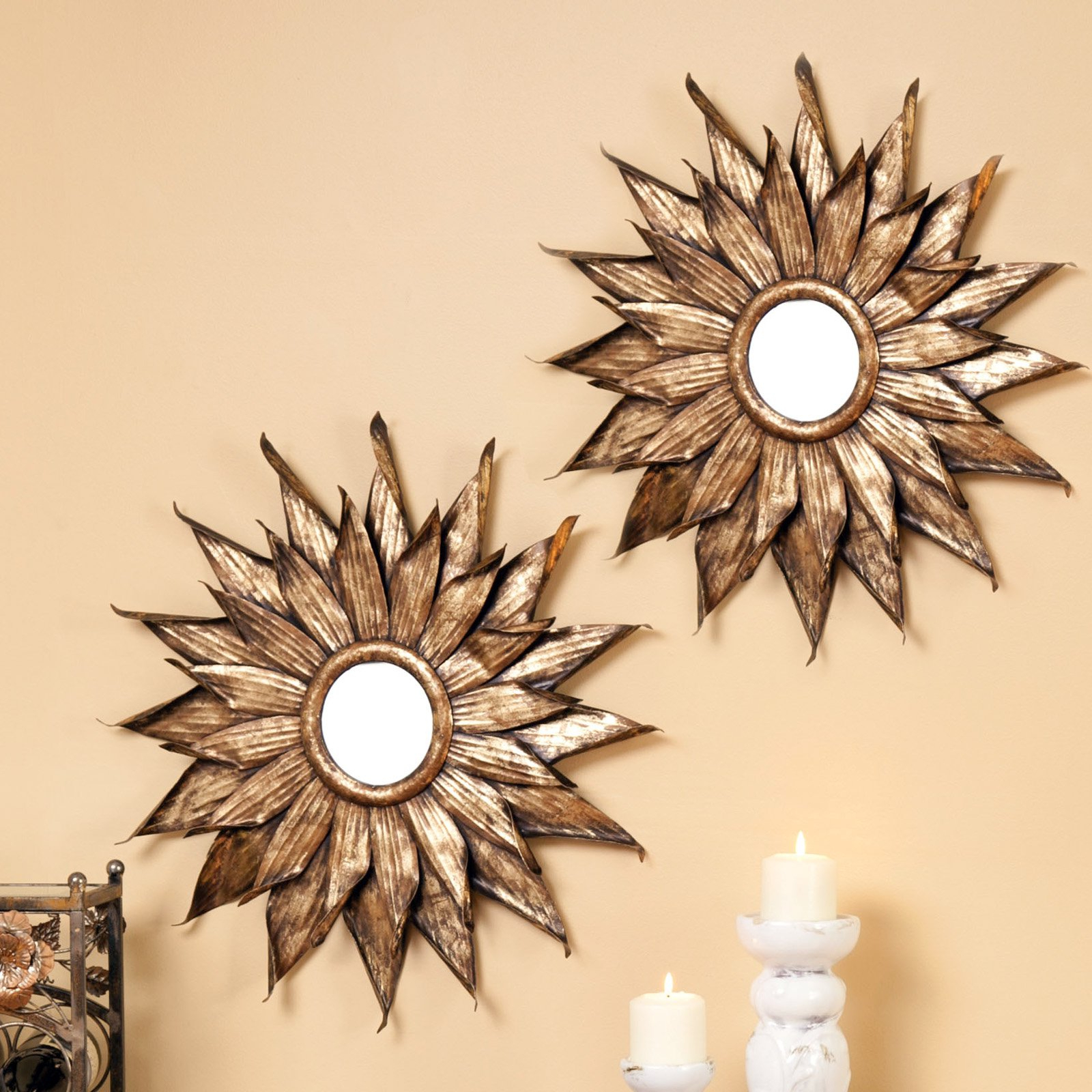 Most Recently Released Decorative Wall Mirror Sets Pertaining To Decorative Wall Mirrors Ideas (View 13 of 20)