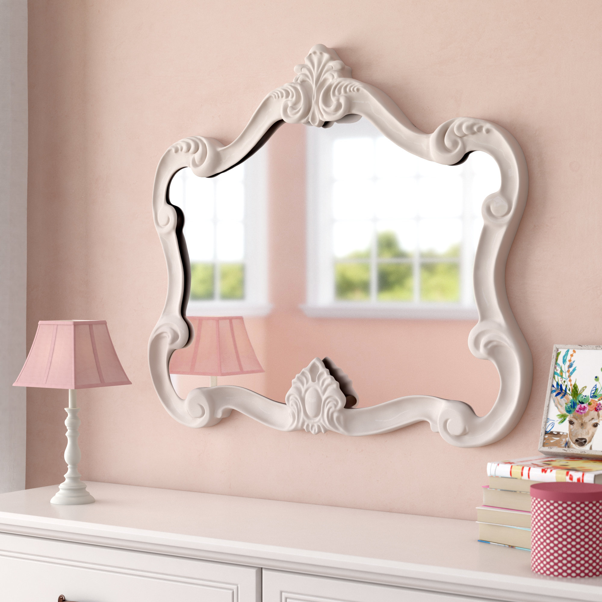 Featured Photo of Gingerich Resin Modern & Contemporary Accent Mirrors