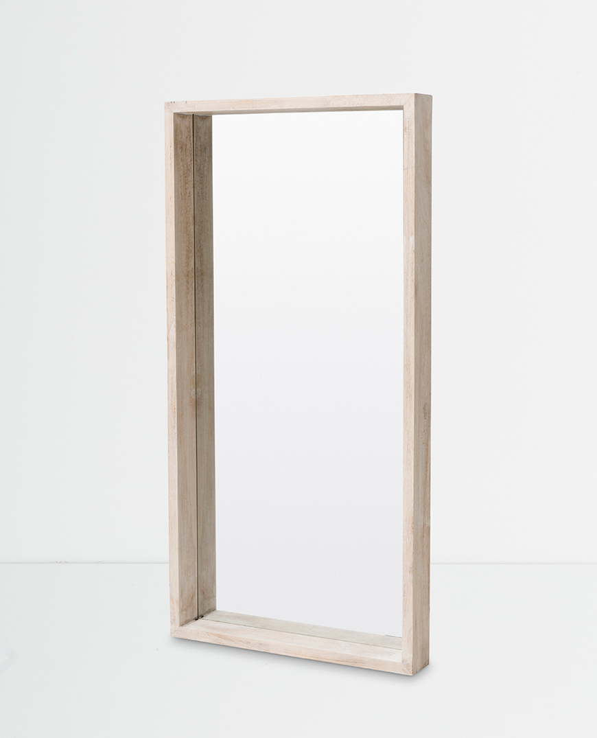 Most Recently Released Jenson Rectangular Mirror Within Large Rectangular Wall Mirrors (View 19 of 20)
