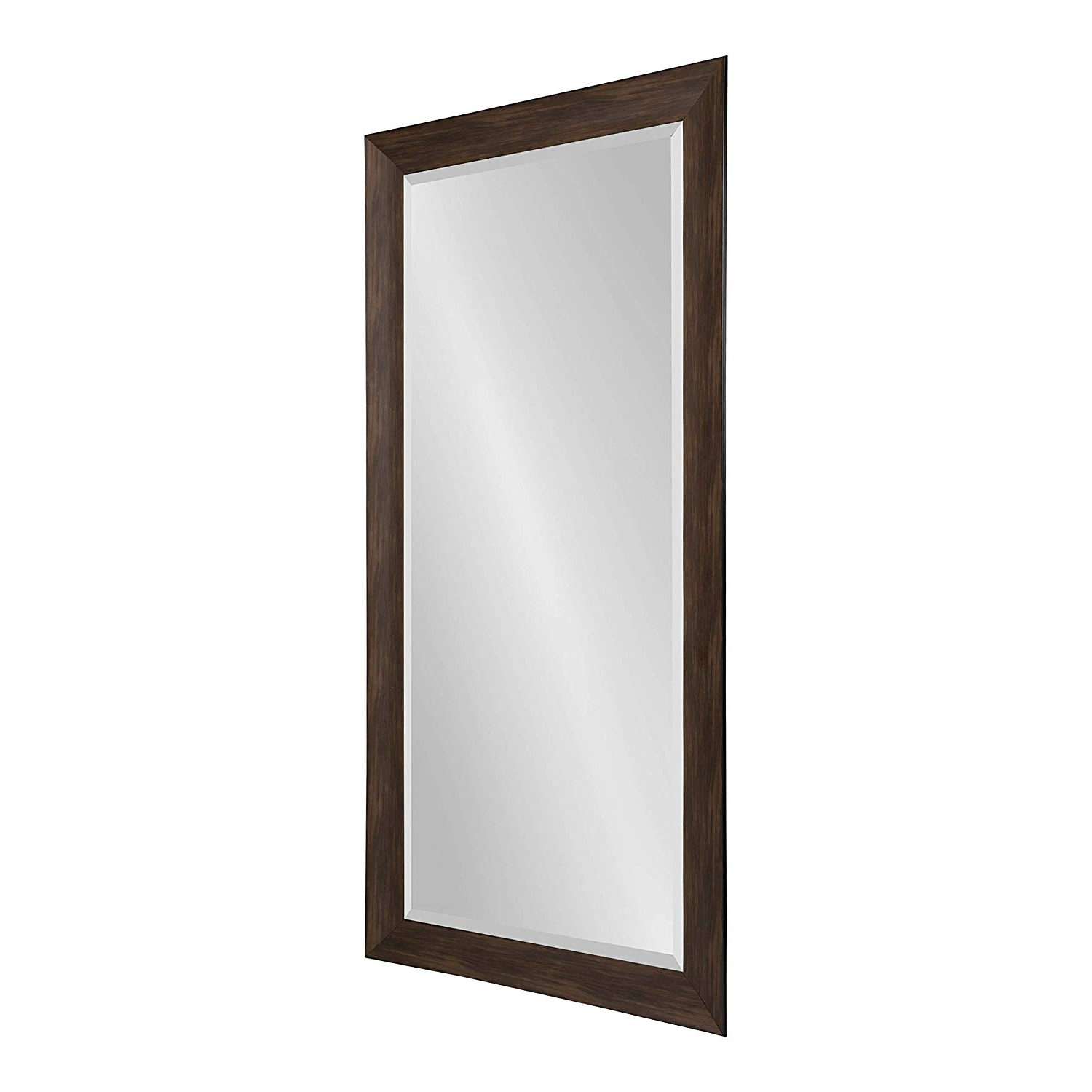 Most Recently Released Large Beveled Wall Mirrors Regarding Amazon: Kate And Laurel Tahoe Extra Large Beveled Wall Mirror (View 14 of 20)