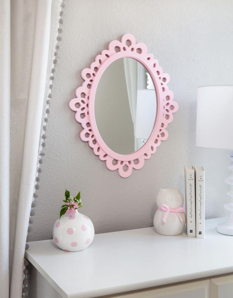 Featured Photo of Girls Wall Mirrors
