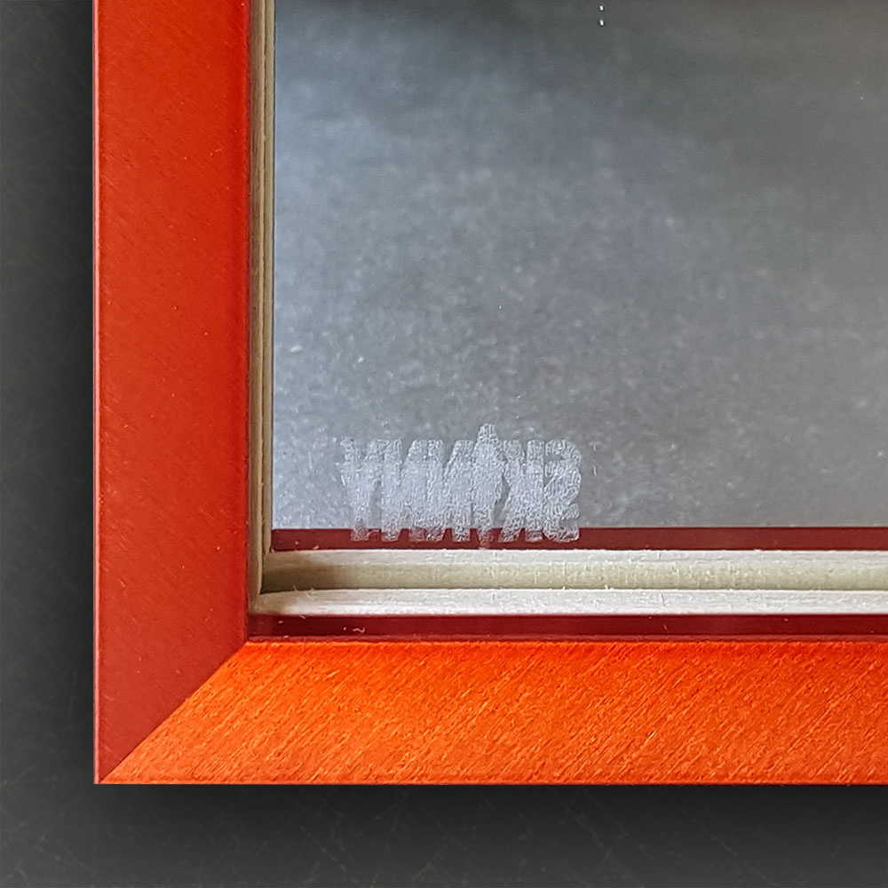 Most Recently Released Orange Wall Mirror – Mirror Designs Pertaining To Orange Framed Wall Mirrors (View 10 of 20)