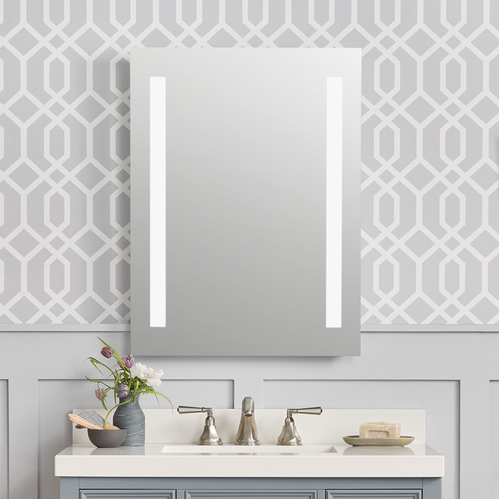 Most Recently Released Salon Wall Mirrors Inside Salon Bathroom Wall Mirror (View 6 of 20)