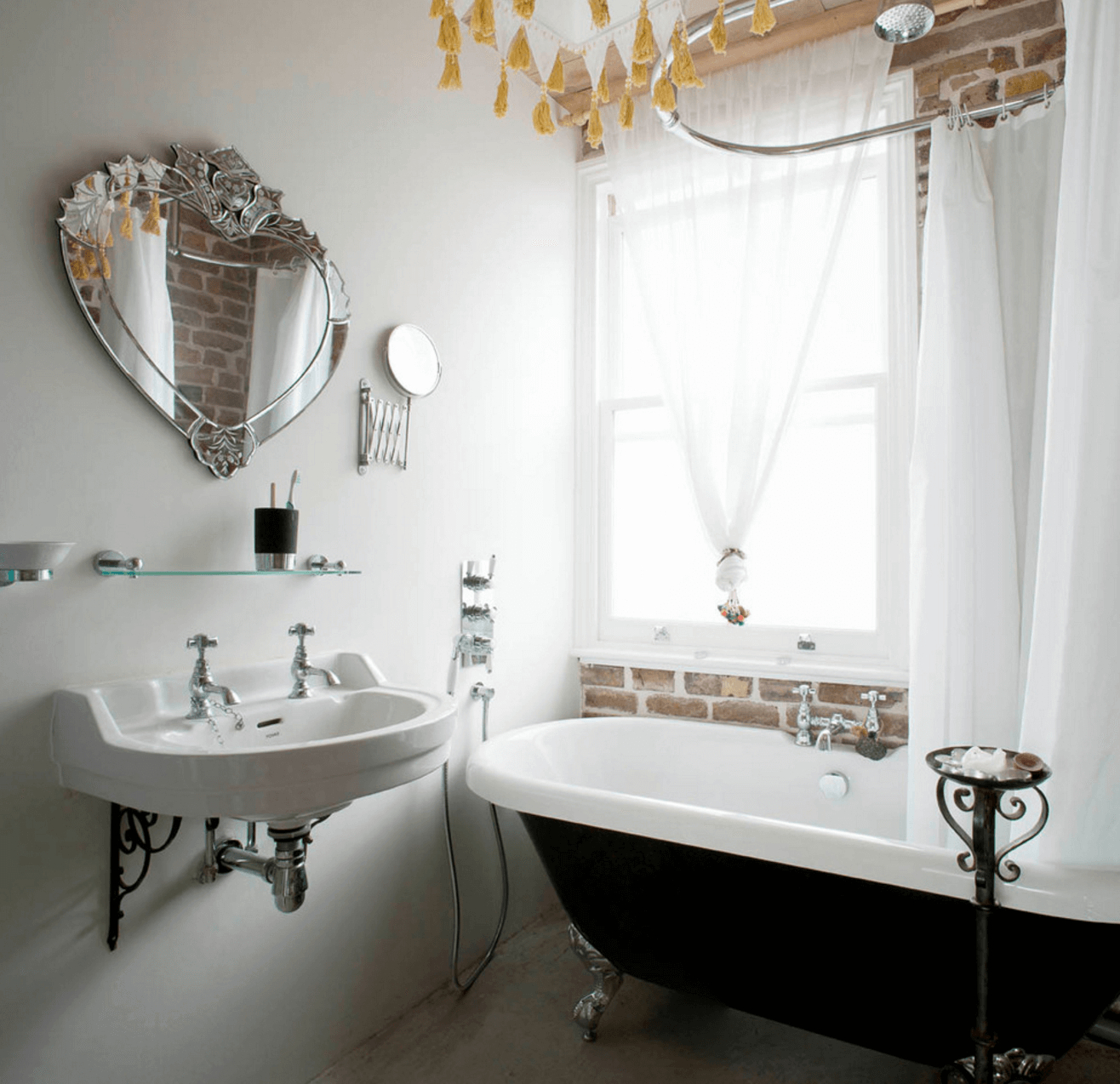 Most Recently Released Small Bathroom Wall Mirrors With Regard To 38 Bathroom Mirror Ideas To Reflect Your Style – Freshome (Gallery 2 of 20)