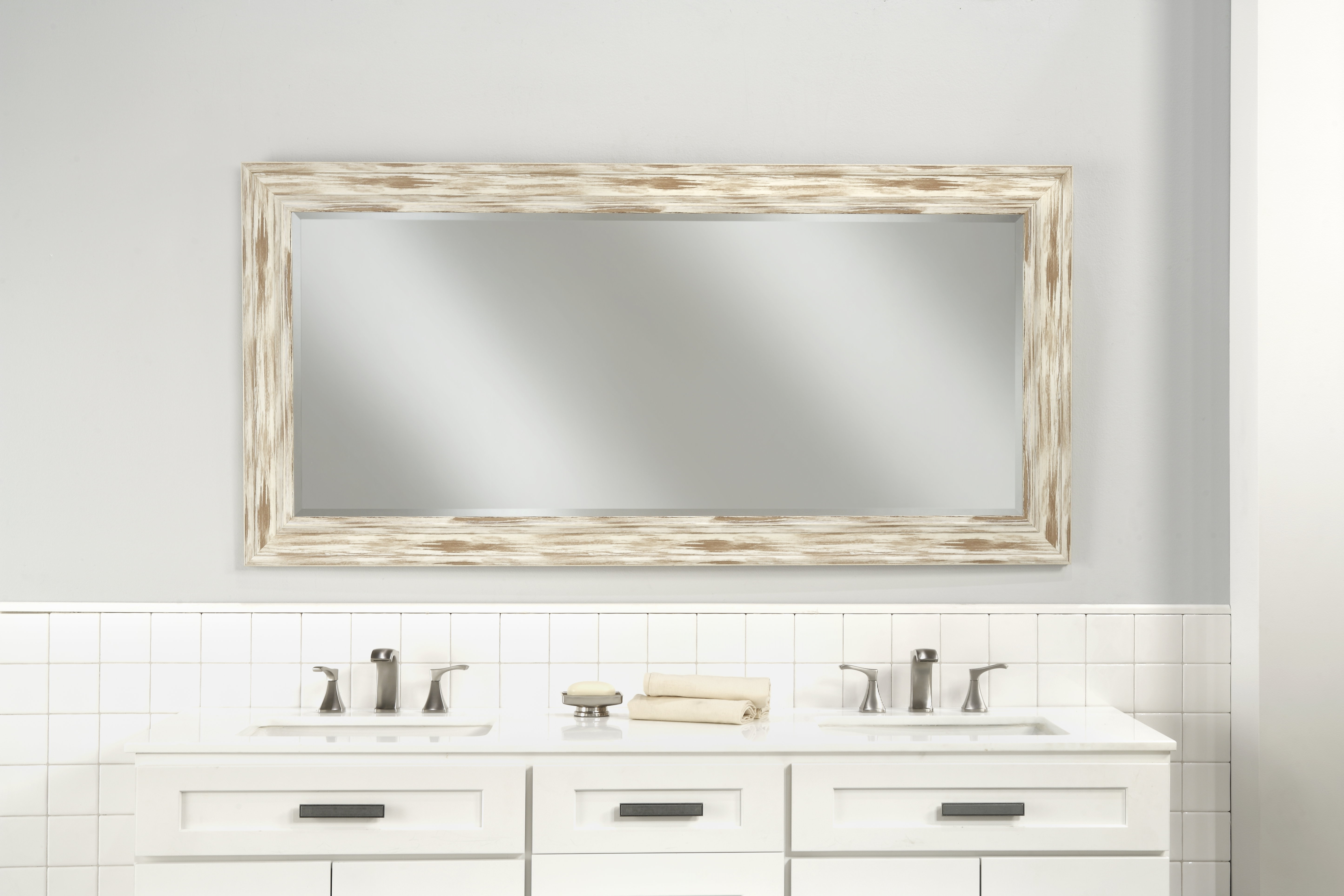 Most Recently Released Somerton Bathroom/vanity Mirror Pertaining To Bathroom Vanity Wall Mirrors (View 4 of 20)