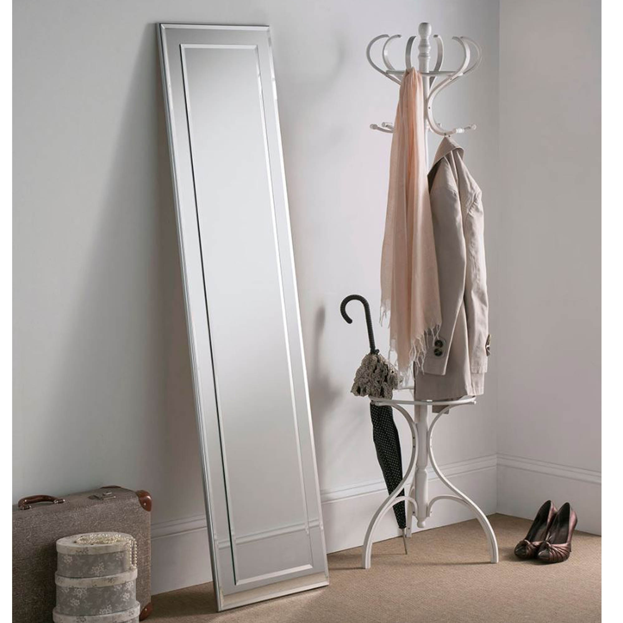 Most Recently Released Tips: Leaning Mirror For Home Accessories Within Full Length Wavy Wall Mirrors (View 17 of 20)