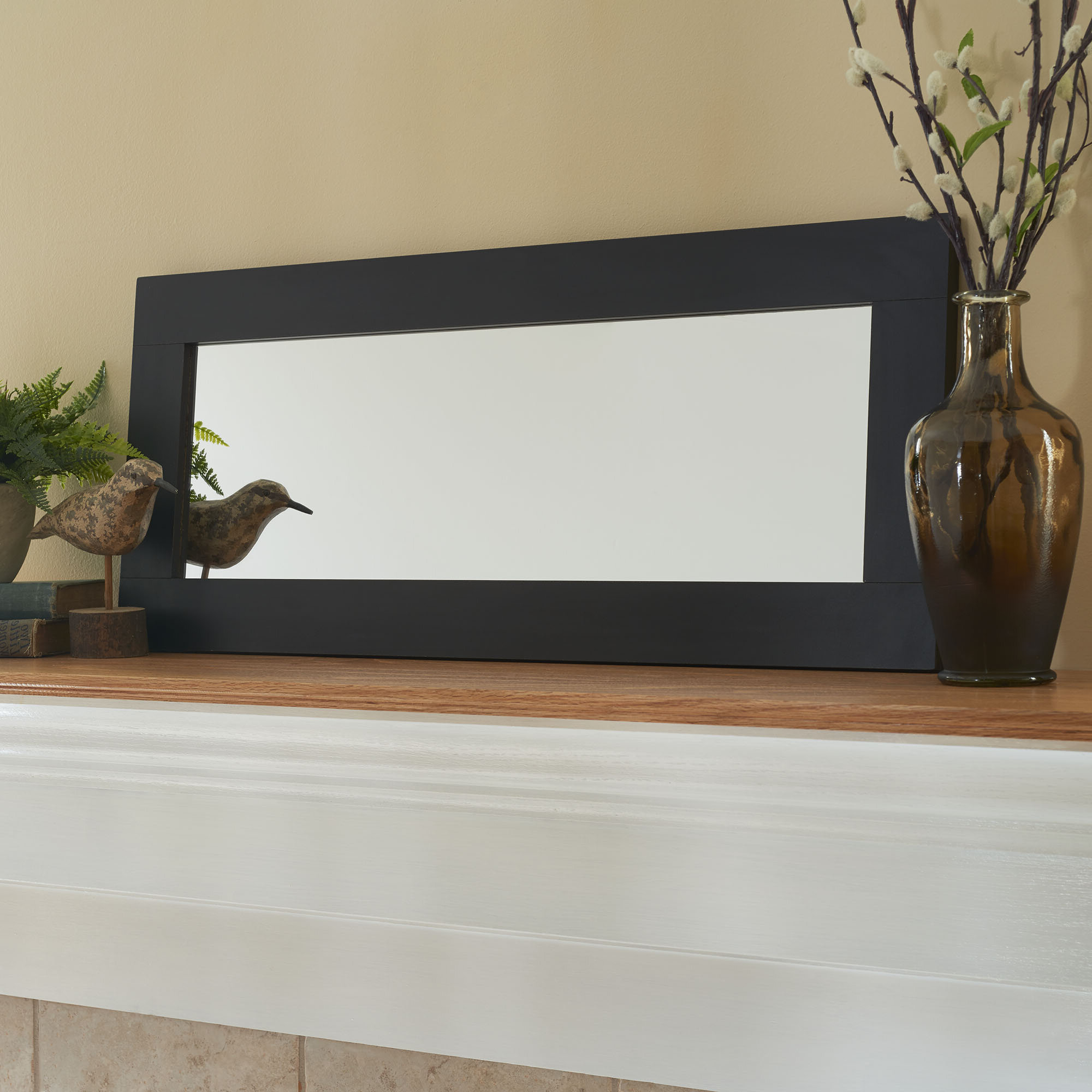 Most Up To Date Arrigo Accent Mirrors Regarding Scarlett Wall Accent Mirror (View 19 of 20)