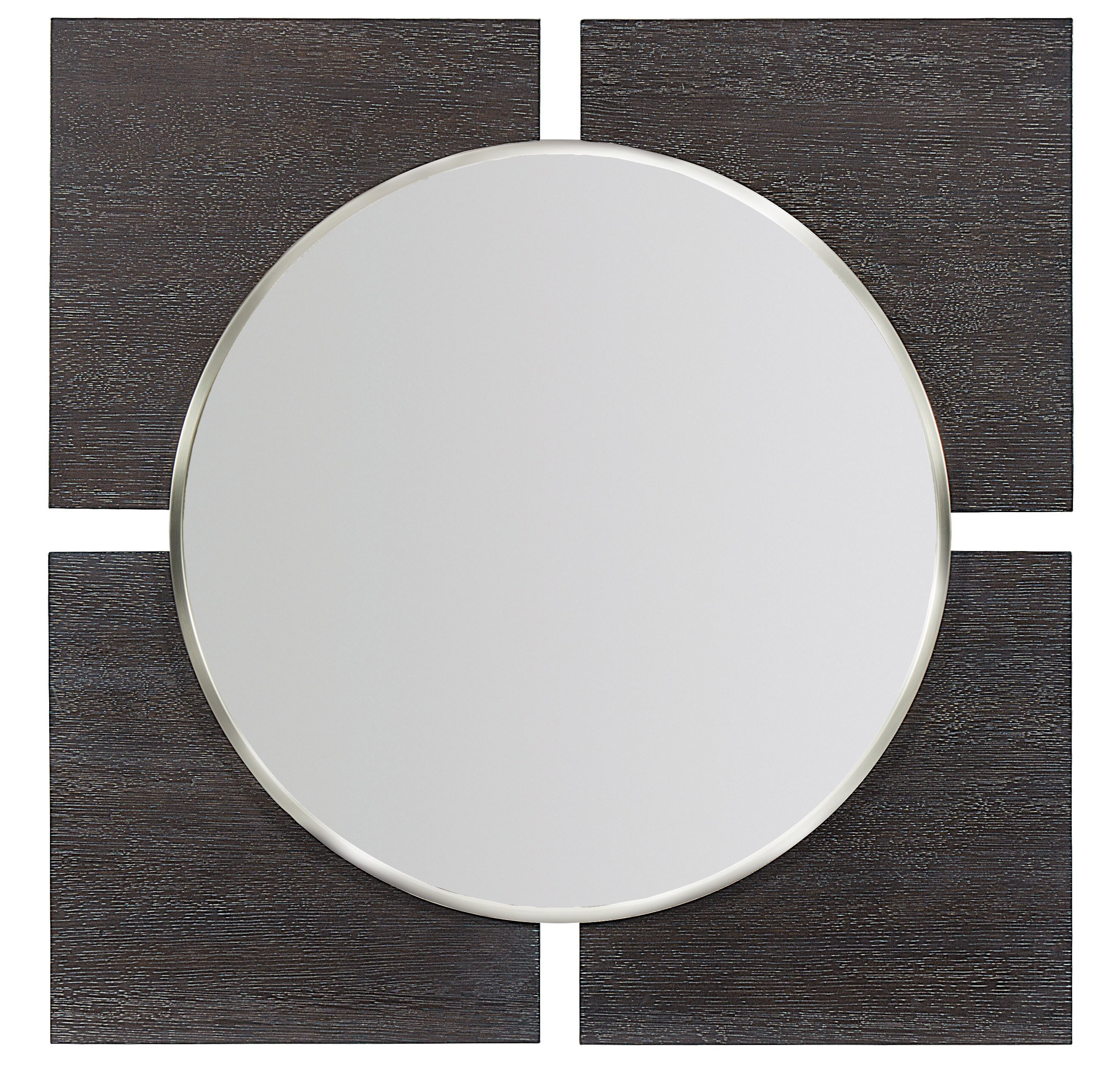 Most Up To Date Astrid Modern & Contemporary Accent Mirrors With Regard To Decorage Modern And Contemporary Accent Mirror (View 3 of 20)