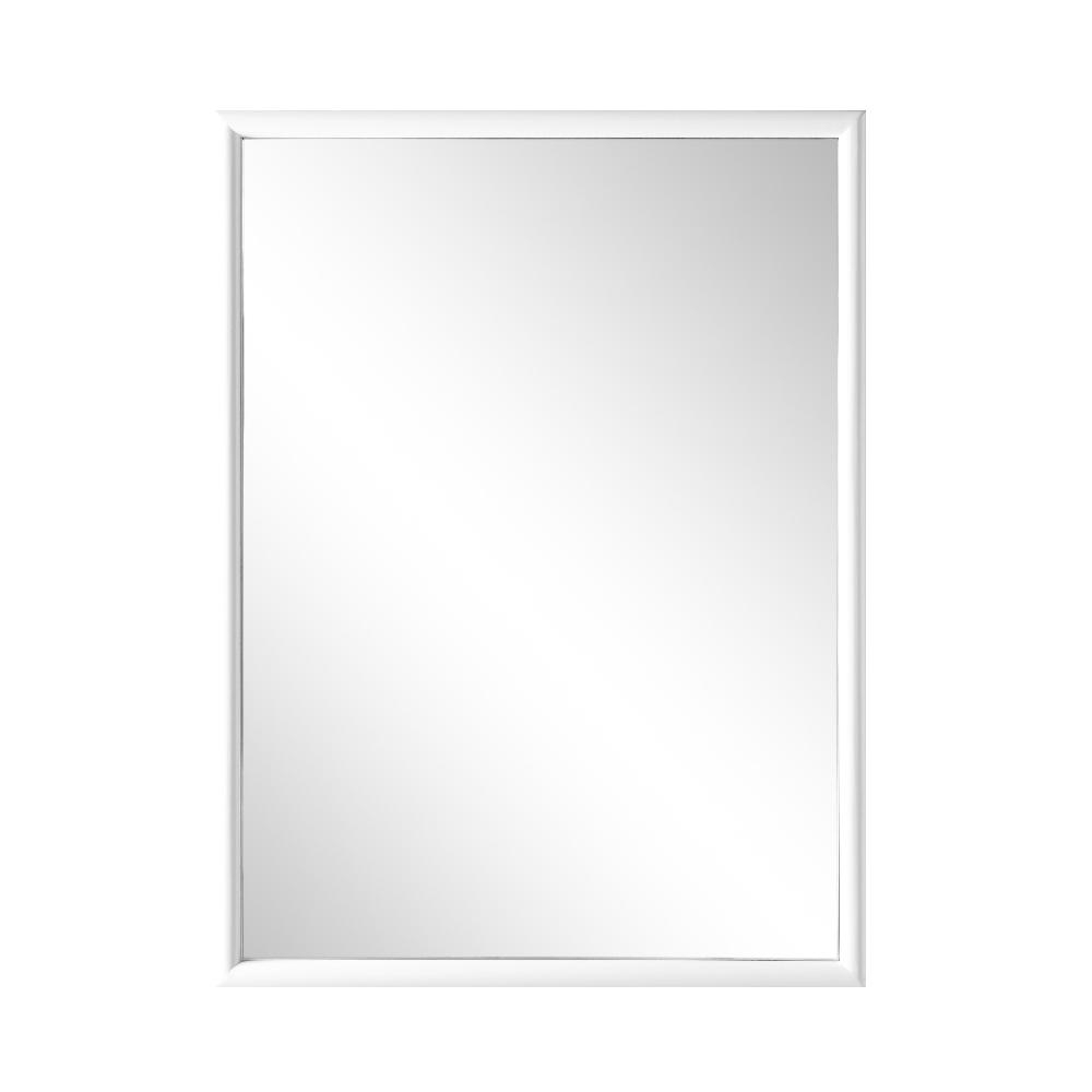 Most Up To Date Bathroom Mirrors – Bath – The Home Depot For Cheap Black Wall Mirrors (View 16 of 20)