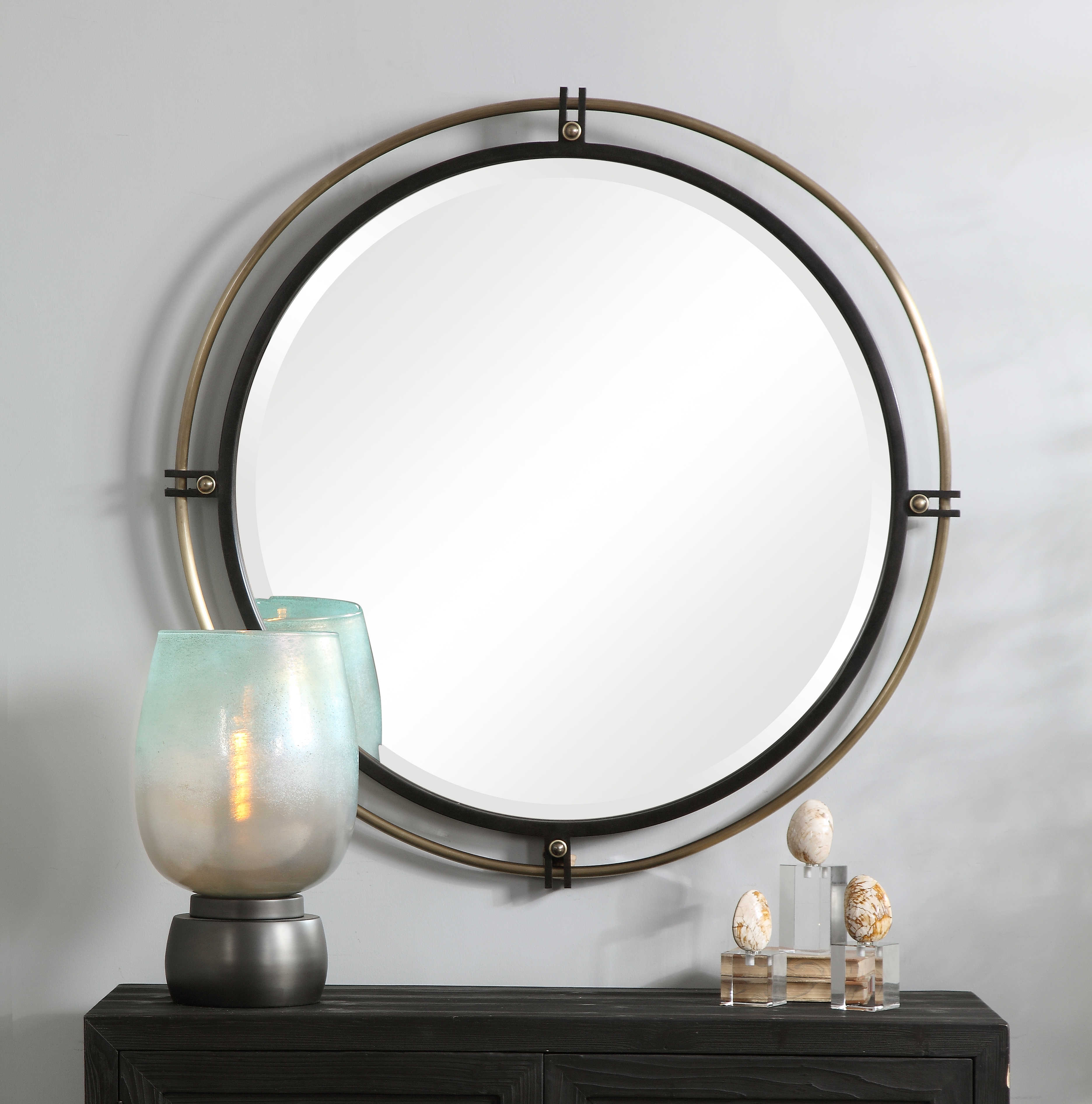 Most Up To Date Bracelet Traditional Accent Mirrors With Regard To Uttermost Accent Furniture, Mirrors, Wall Decor, Clocks, Lamps, Art (View 18 of 20)