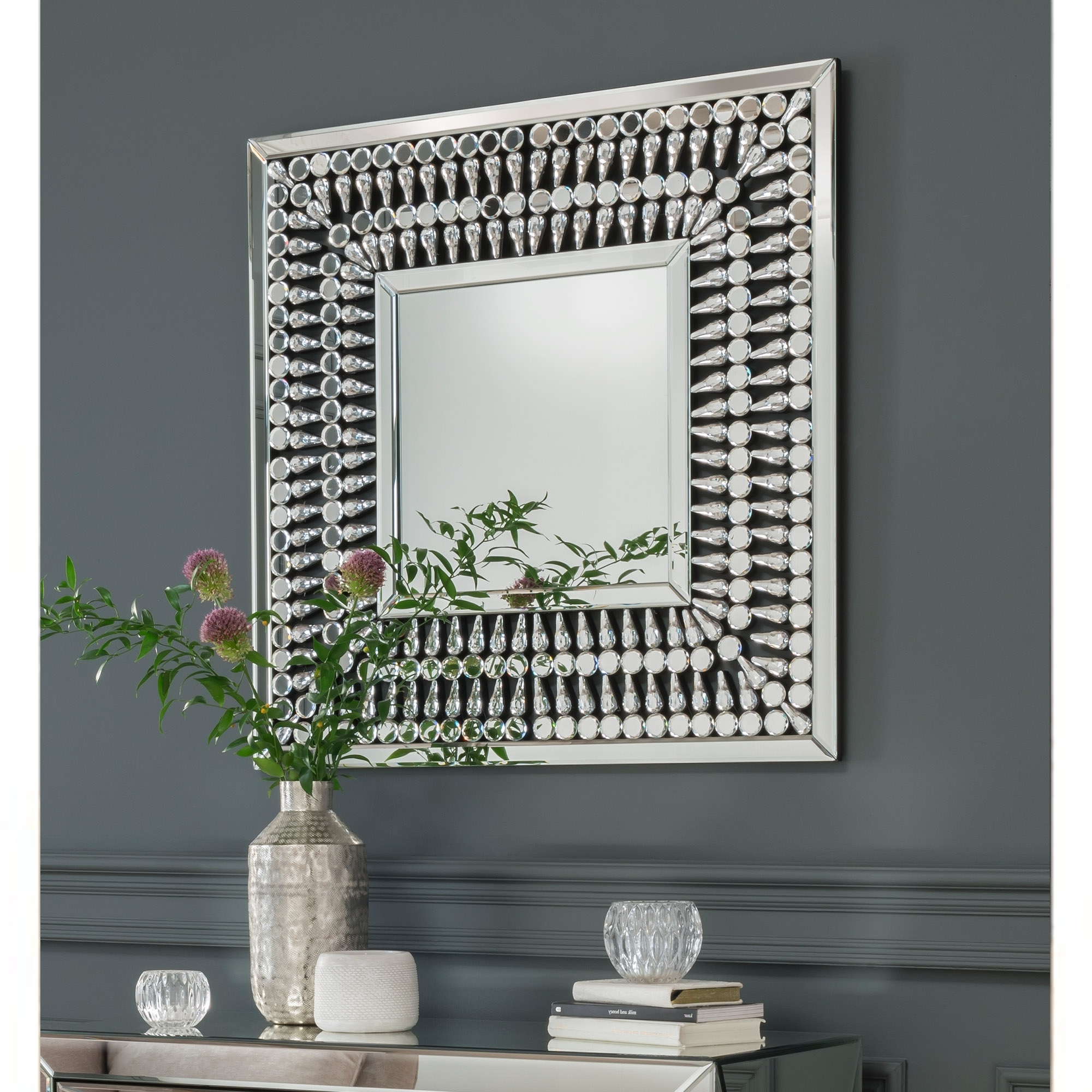 Featured Photo of Crystal Wall Mirrors