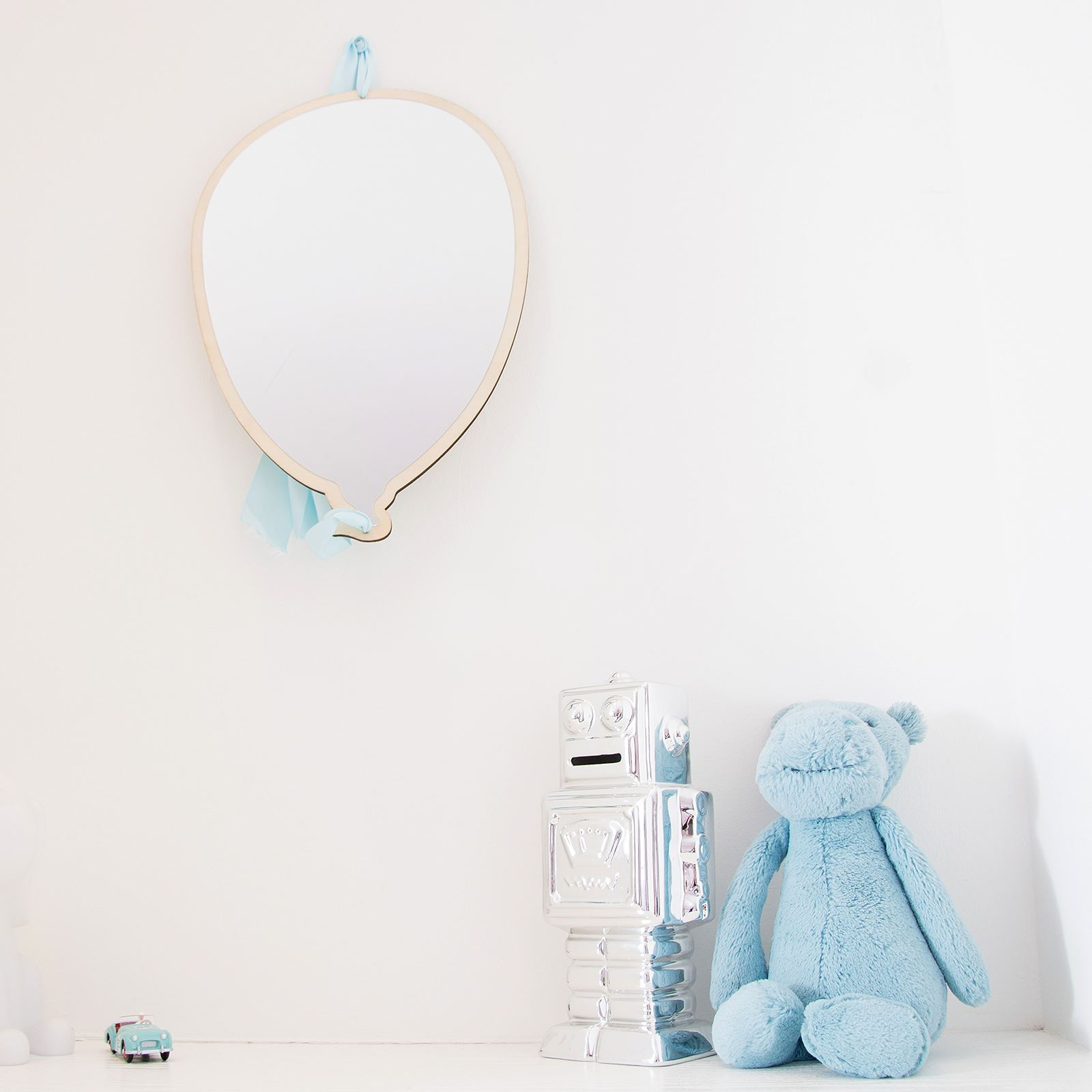 Most Up To Date Details About Children's Room Wall Decor Mirror Baloon Kids Bedroom Mounted Wall Sticker Art Inside Kids Wall Mirrors (View 20 of 20)