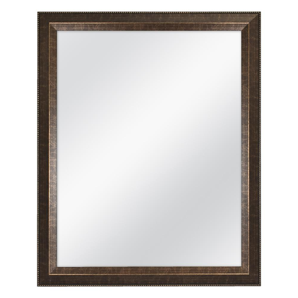 Most Up To Date Framed Wall Mirrors Intended For Home Decorators Collection 26 In. W X 32 In (View 15 of 20)