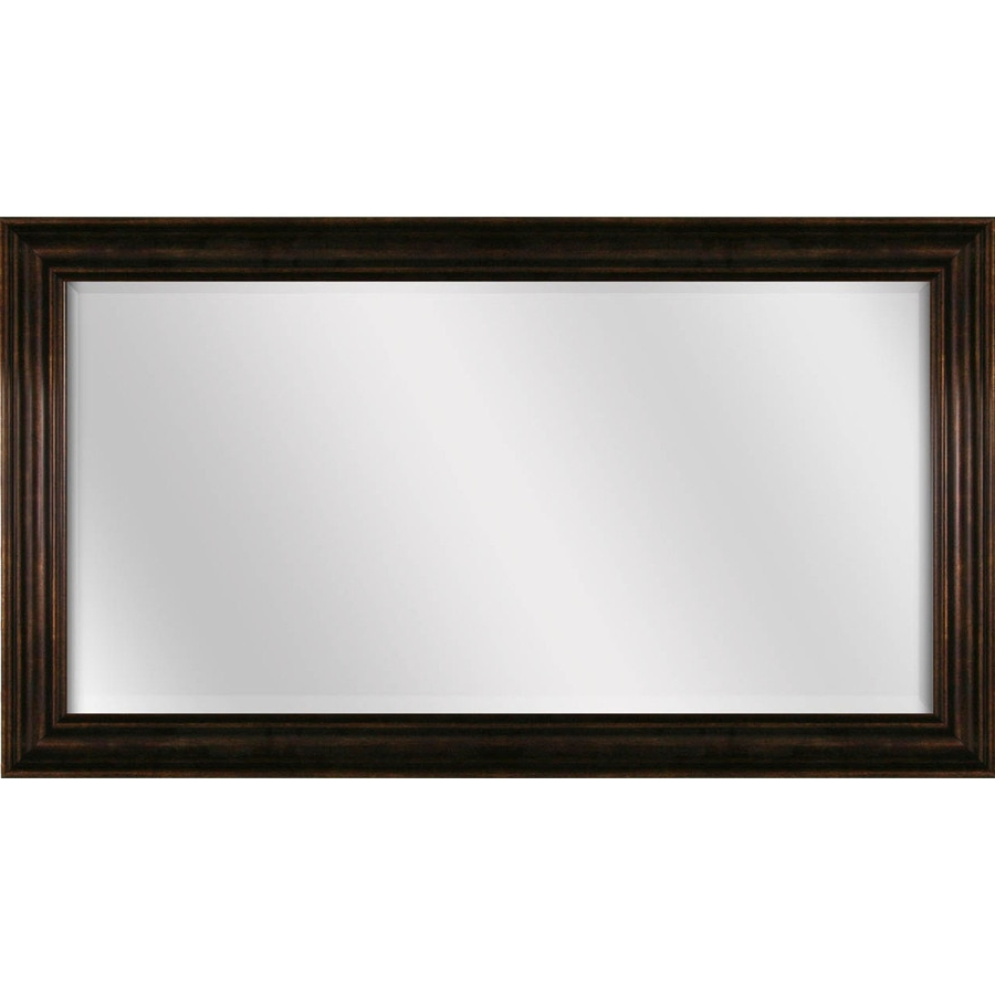 Most Up To Date Horizontal Wall Mirrors For Style Selections 24.5 In L X  (View 14 of 20)