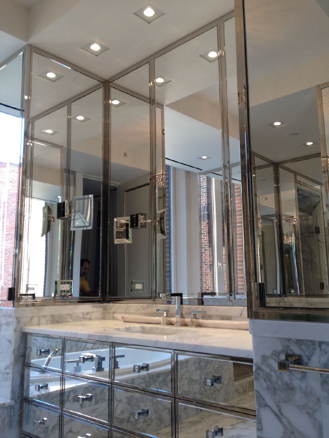 Most Up To Date Massive Wall Mirrors Intended For Recent Blog Posts – Glass & Mirror Blog (View 14 of 20)