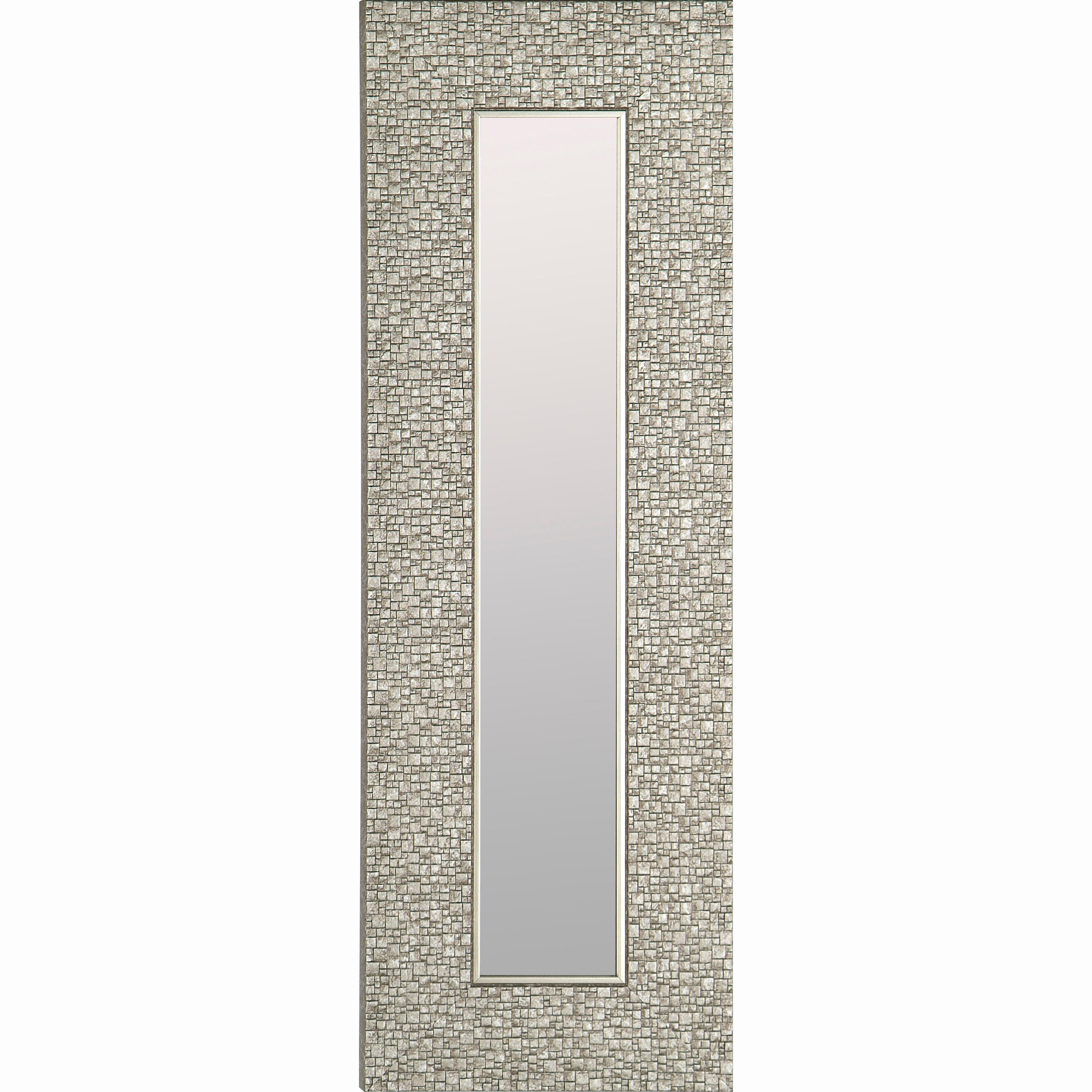 Most Up To Date Mirrorize Canada Designer Narrow Wall Mirror – Set Of 3 In Long Narrow Wall Mirrors (View 5 of 20)