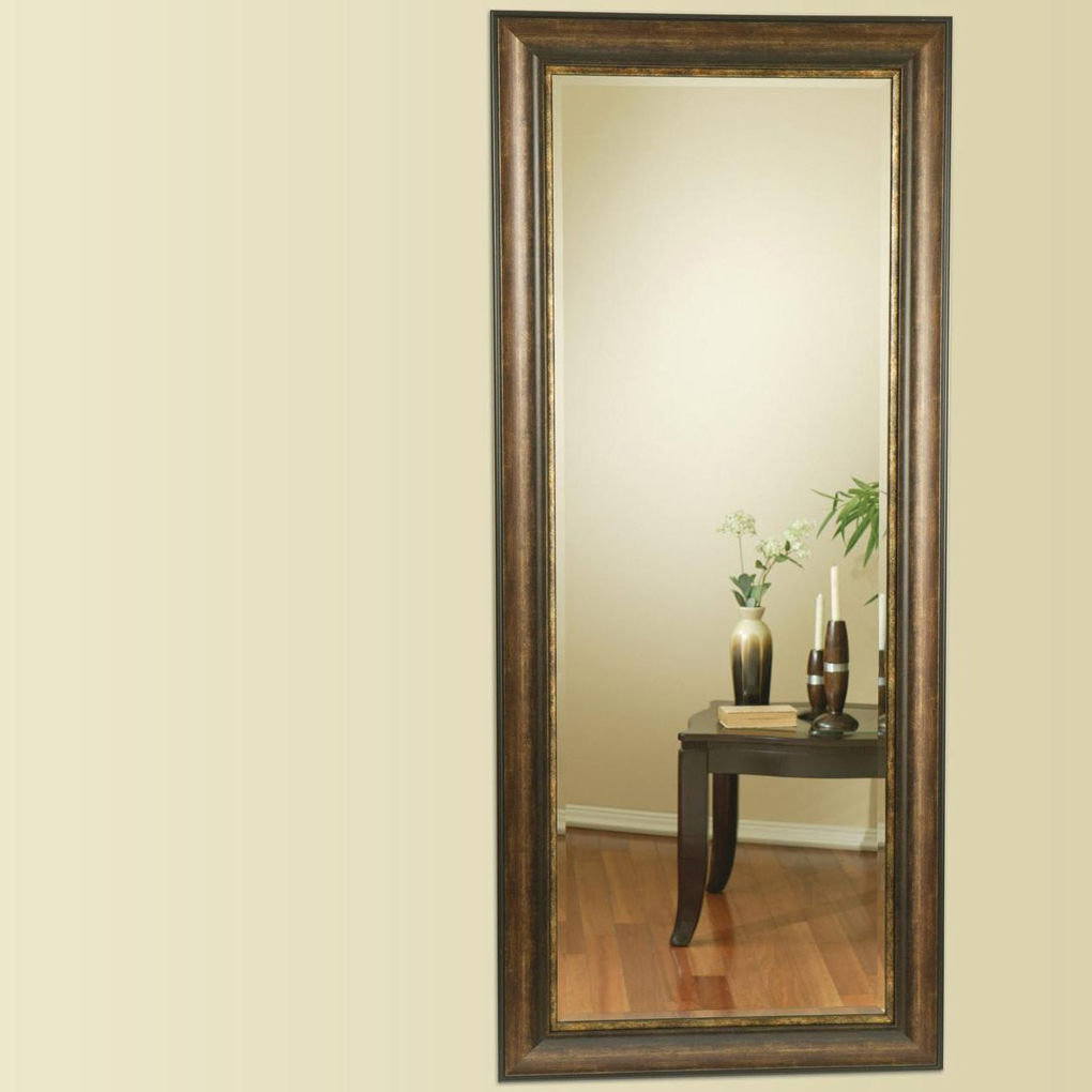 Most Up To Date Mirrors Stunning Long Wall Mirror Full Length Target Wide Pertaining To Tall Narrow Wall Mirrors (View 12 of 20)