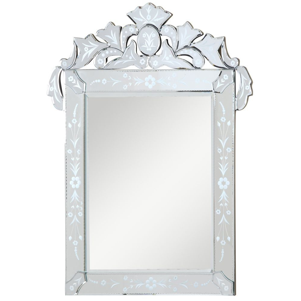 Most Up To Date Saylor Wall Mirrors With Christopher Knight Home Venetian Square Clear Mirror – Overstock (View 12 of 20)
