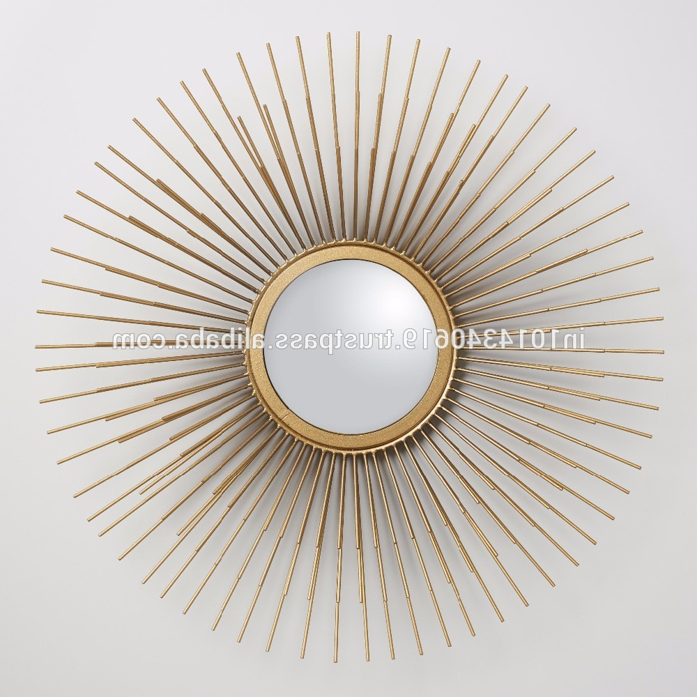 Most Up To Date Sun Shape Wall Mirror – Buy Unique Wall Mirrors,designer Wall Mirror,sun  Wall Mirror Product On Alibaba Throughout Sun Shaped Wall Mirrors (View 11 of 20)