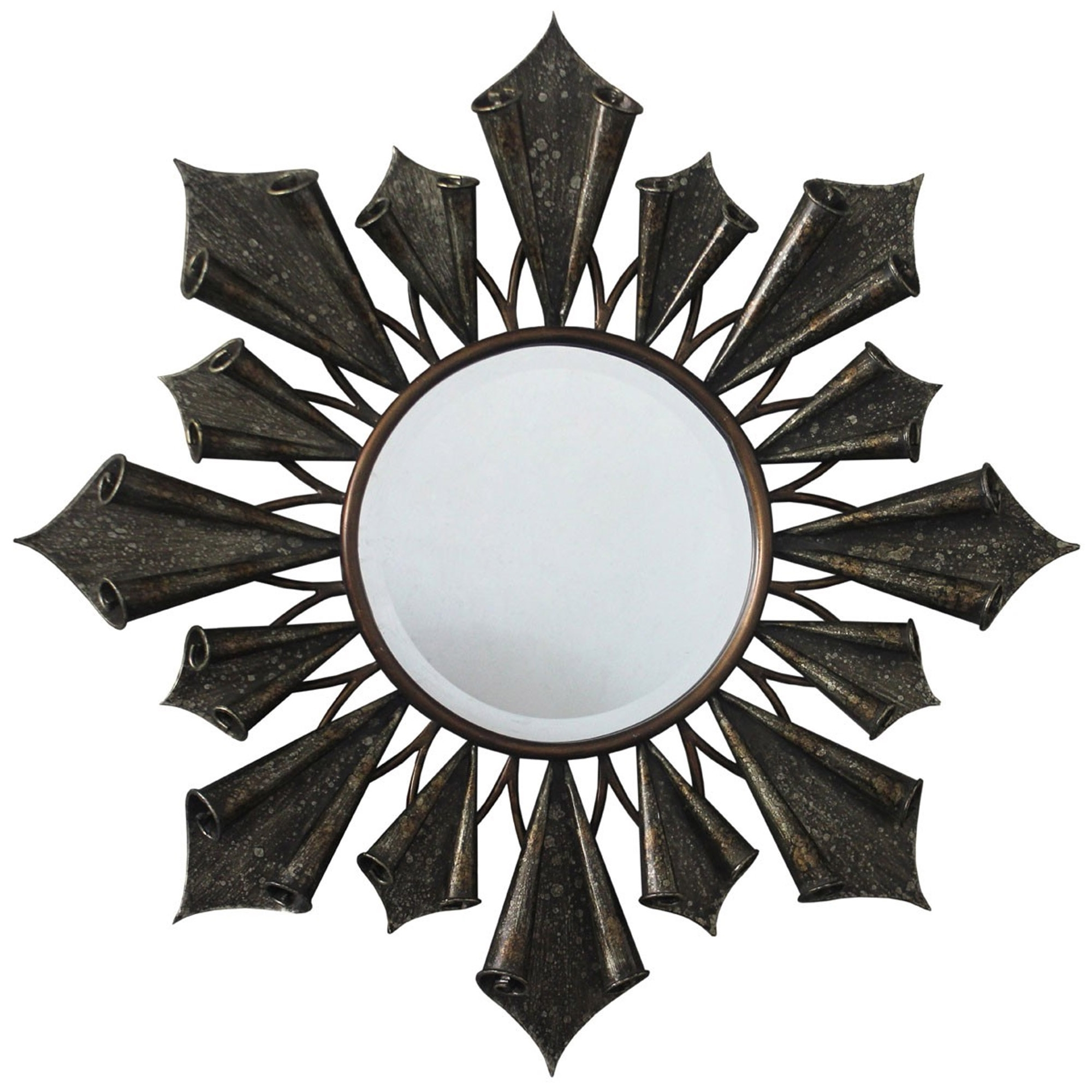 Most Up To Date Verona Starburst Wall Mirror Throughout Starburst Wall Mirrors (View 8 of 20)