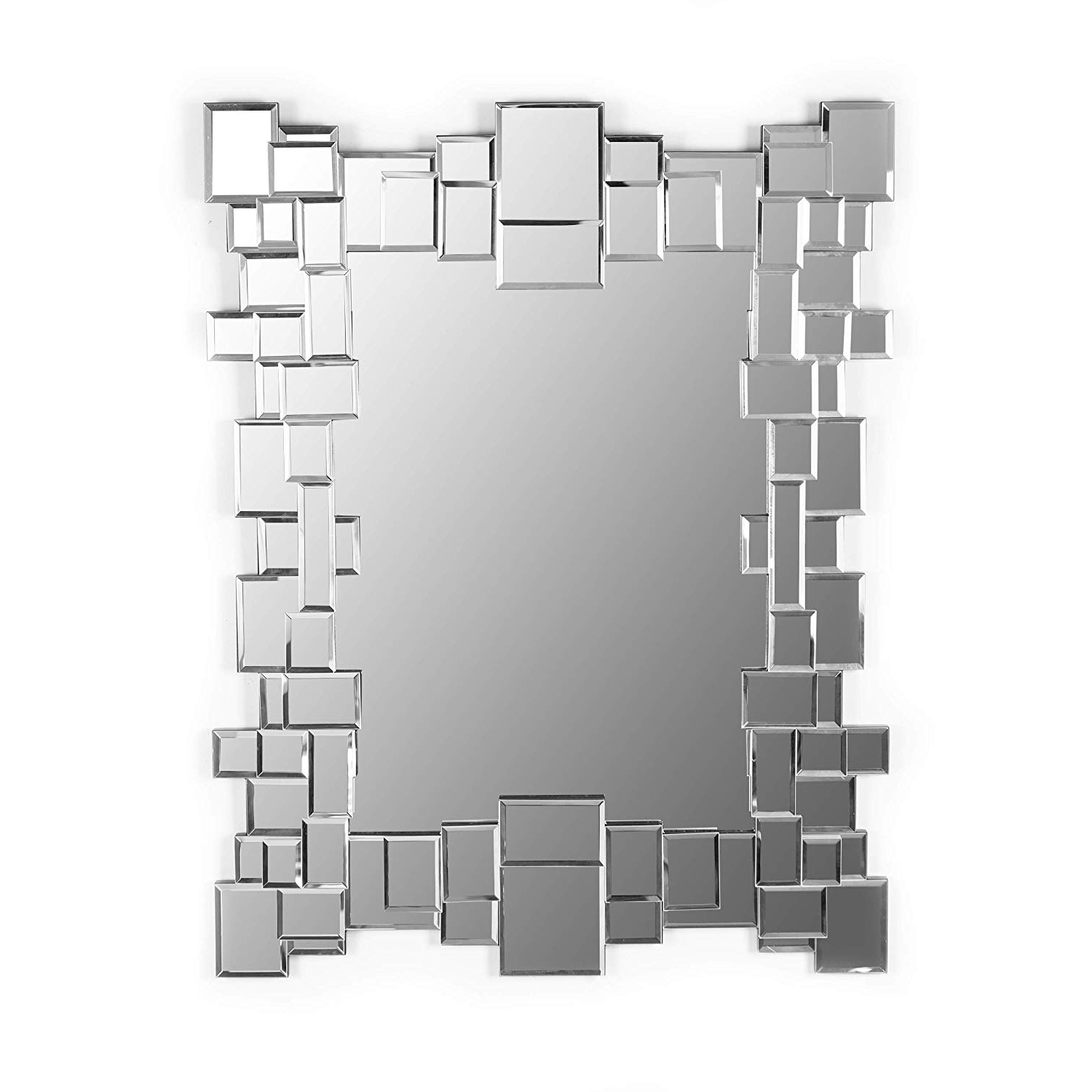 Most Up To Date Vertical Wall Mirrors Throughout Marabell Large Rectangular Wall Mirror (View 19 of 20)