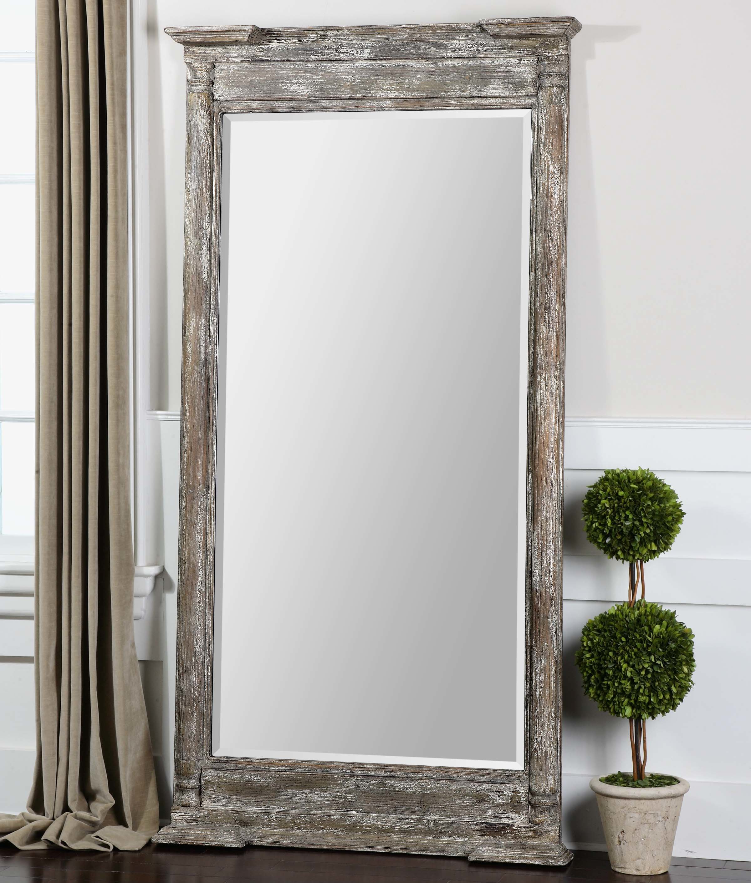 Most Up To Date Wooden Wall Mirror Regarding Wooden Wall Mirrors (View 19 of 20)