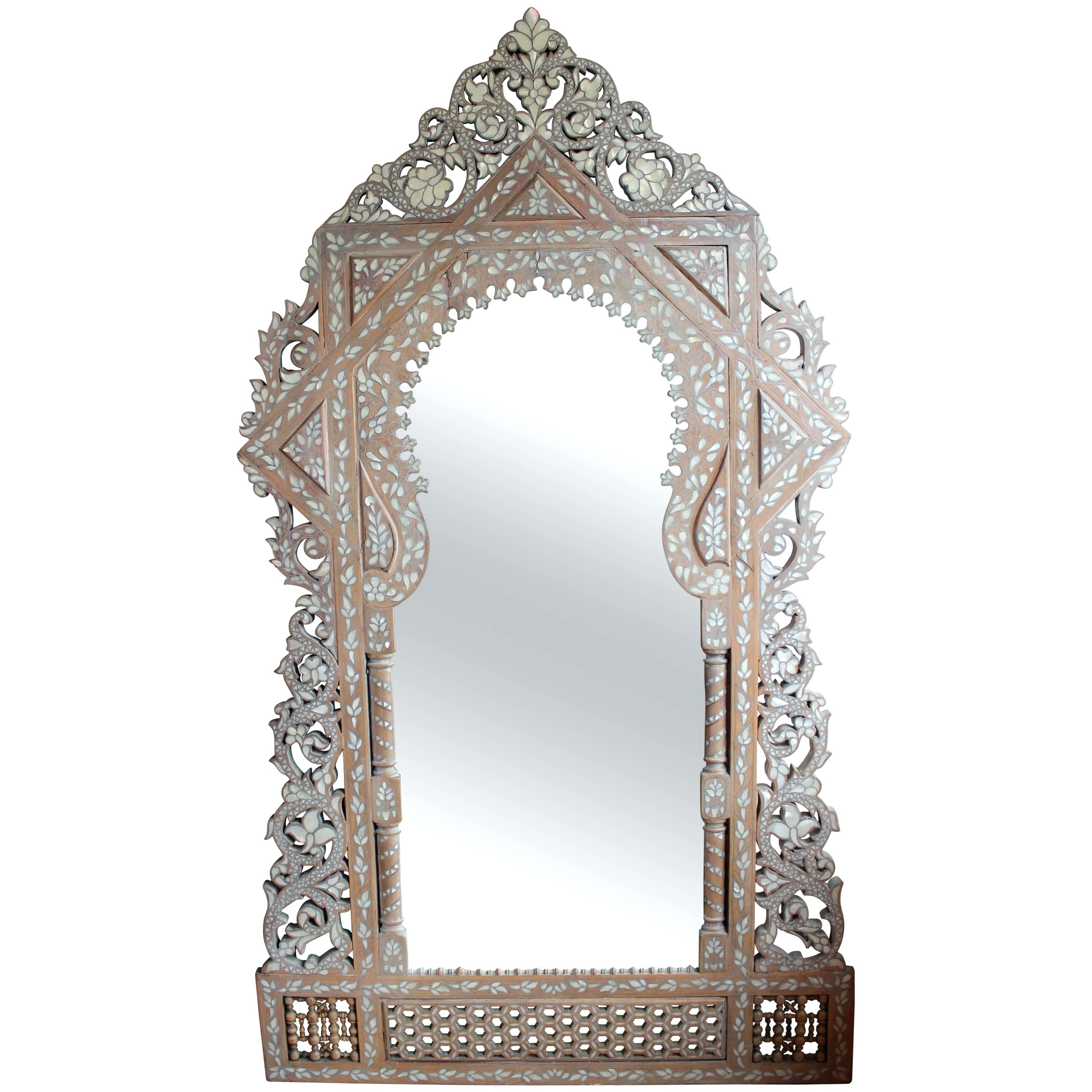 Mother Of Pearl Wall Mirrors Pertaining To Most Recent Mother Of Pearl Wall Mirror Decor Fresh Decorative Mirrors (View 20 of 20)