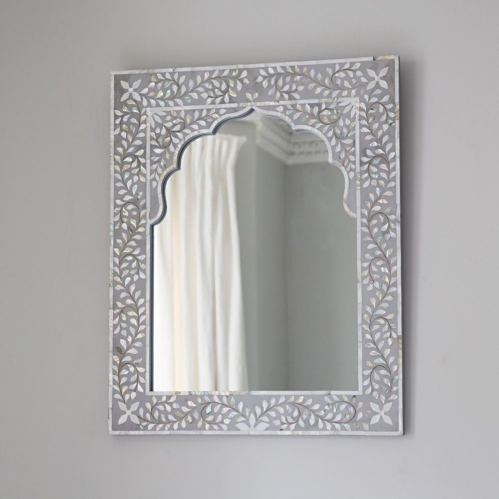 Featured Photo of Mother Of Pearl Wall Mirrors